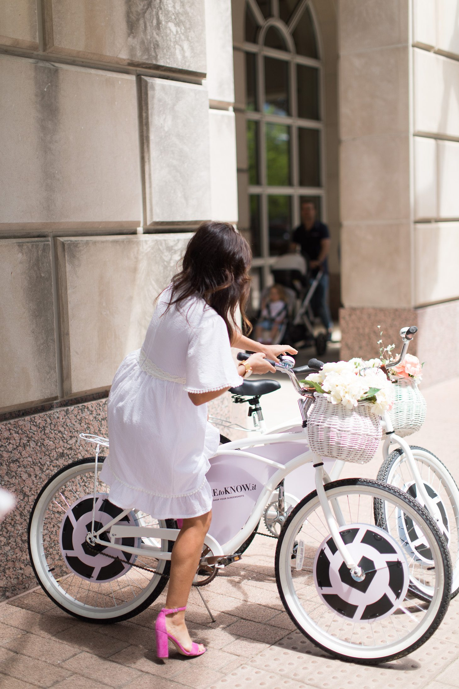 Jillian Harris Team Jilly Trip to Dallas