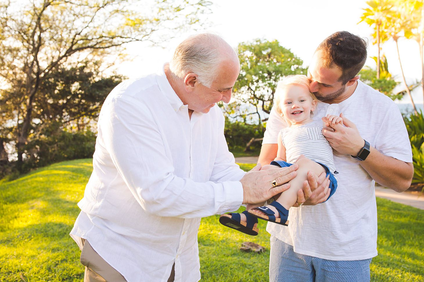 Jillian Harris Fathers Day