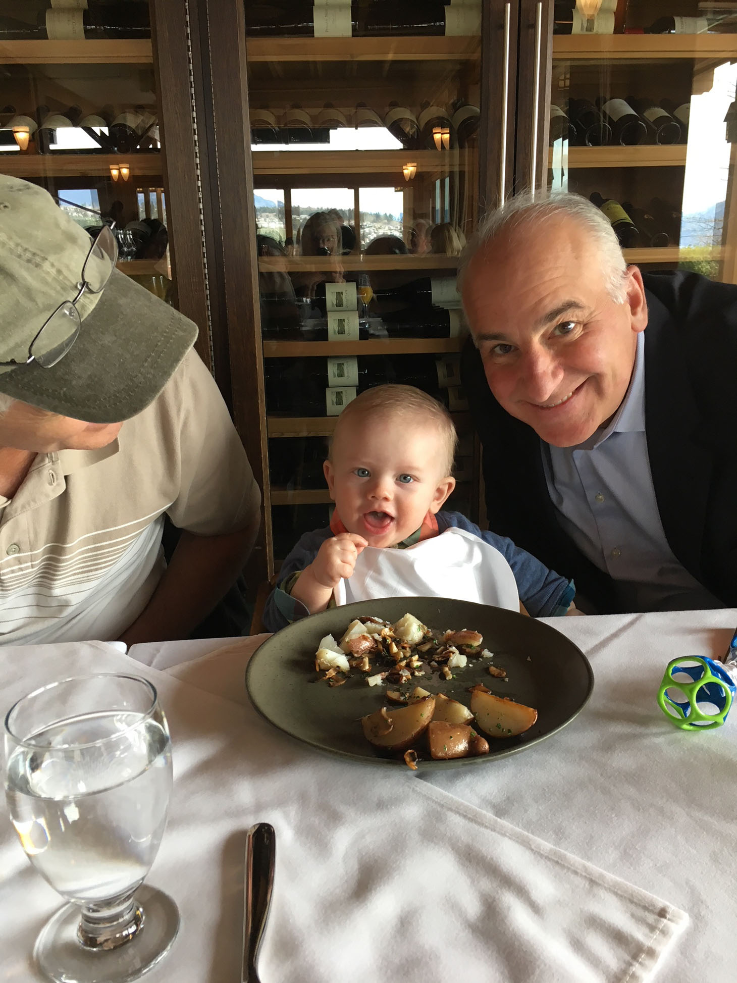 Jillian Harris Father's Day Blog
