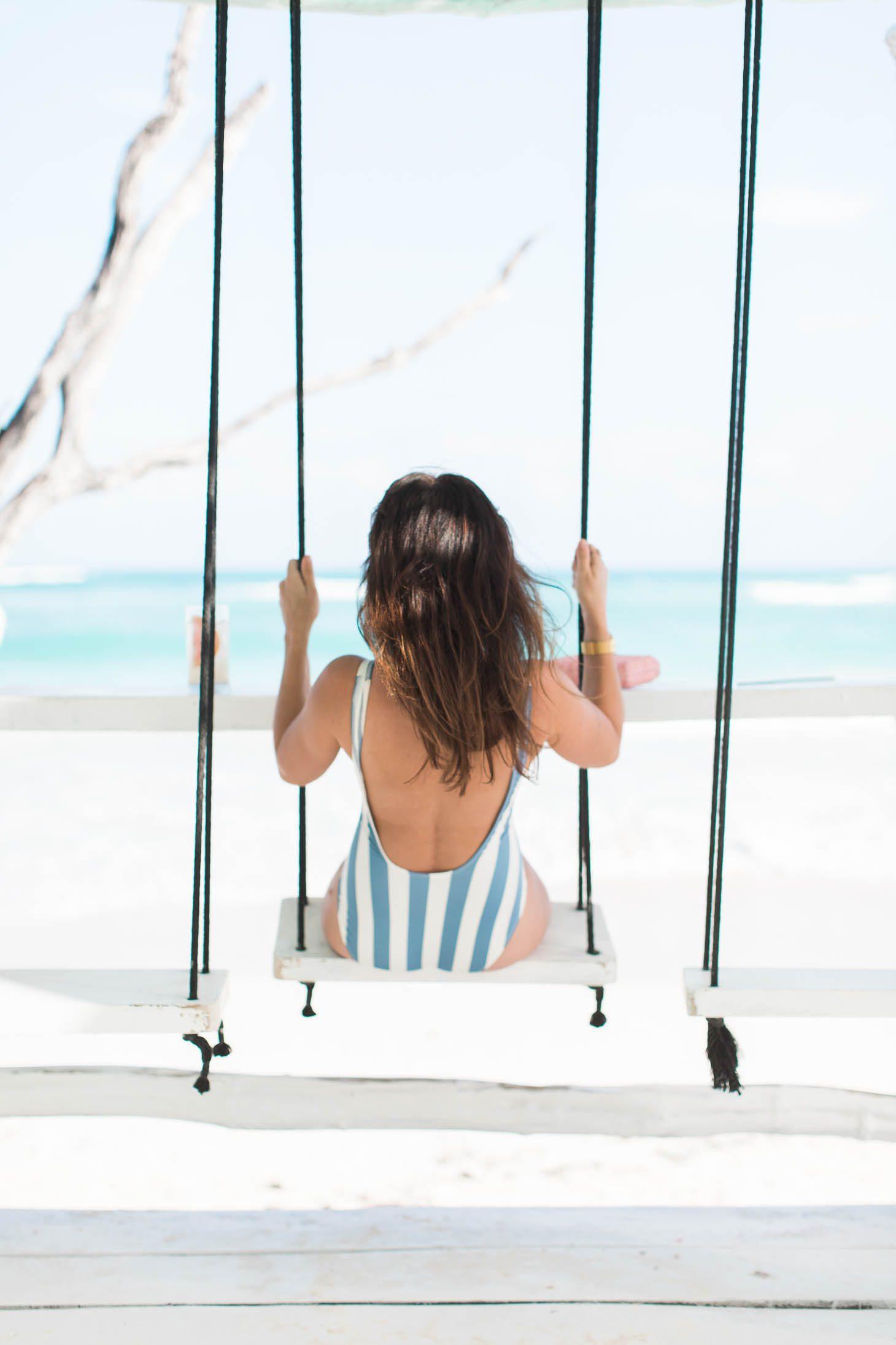 Jillian Harris Favourite Swimsuit Styles