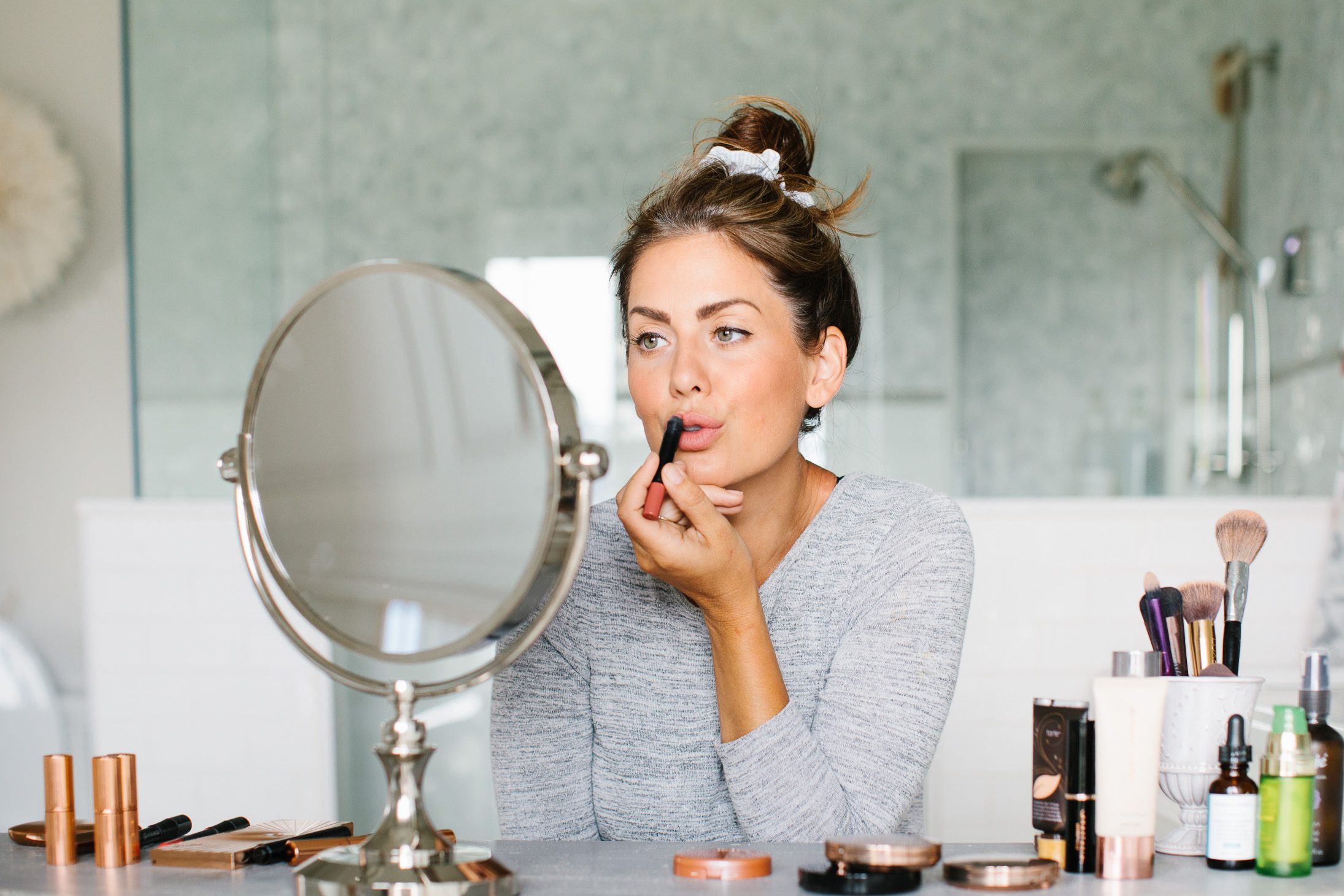 Jillian Harris Every Day Cruelty Free Makeup Tutorial