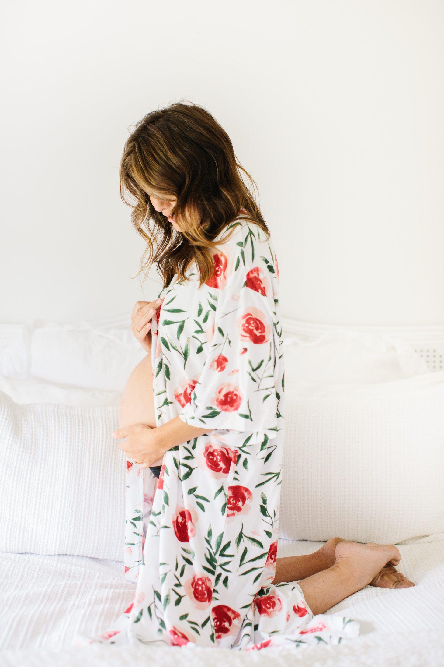 Jillian Harris Saje Wellness Pregnancy Products