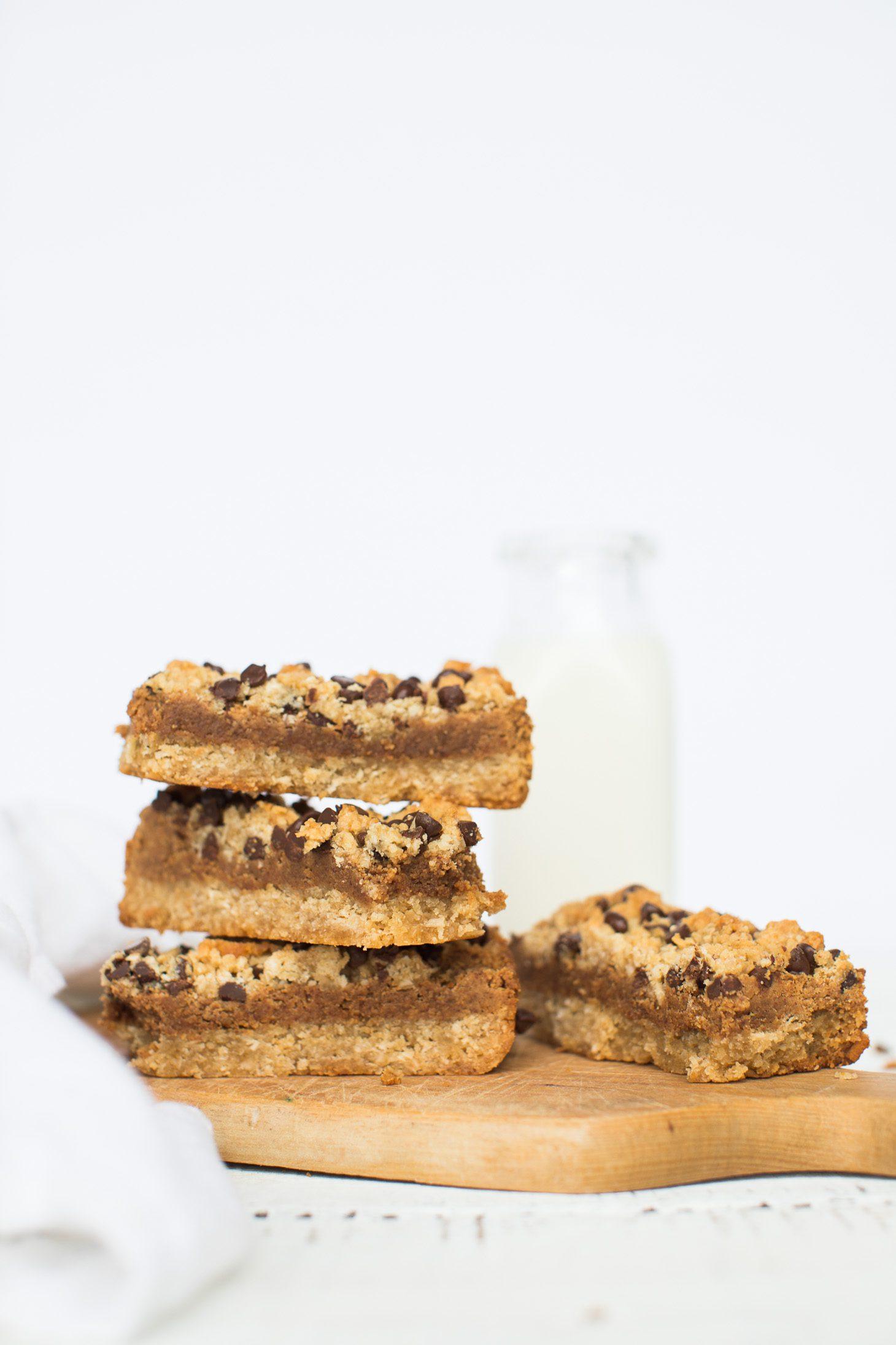 Jillian Harris Vegan Almond Butter Bars