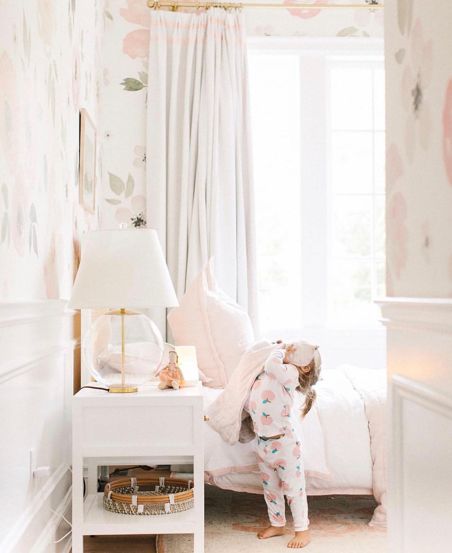 Jillian Harris Our Baby Girls Dreamy Nursery Design Inspo