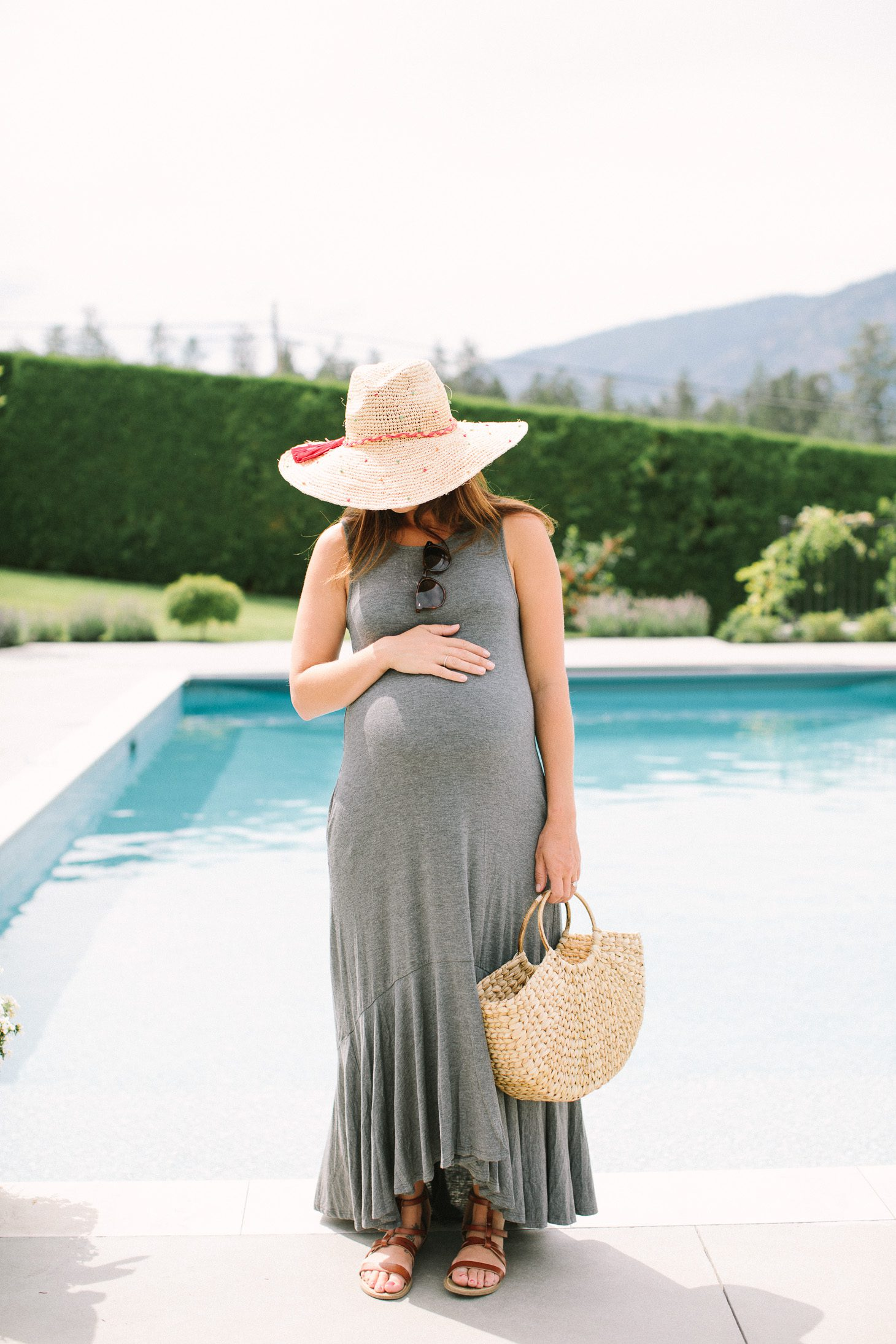 Jillian Harris The Dress I Want to Give Birth In