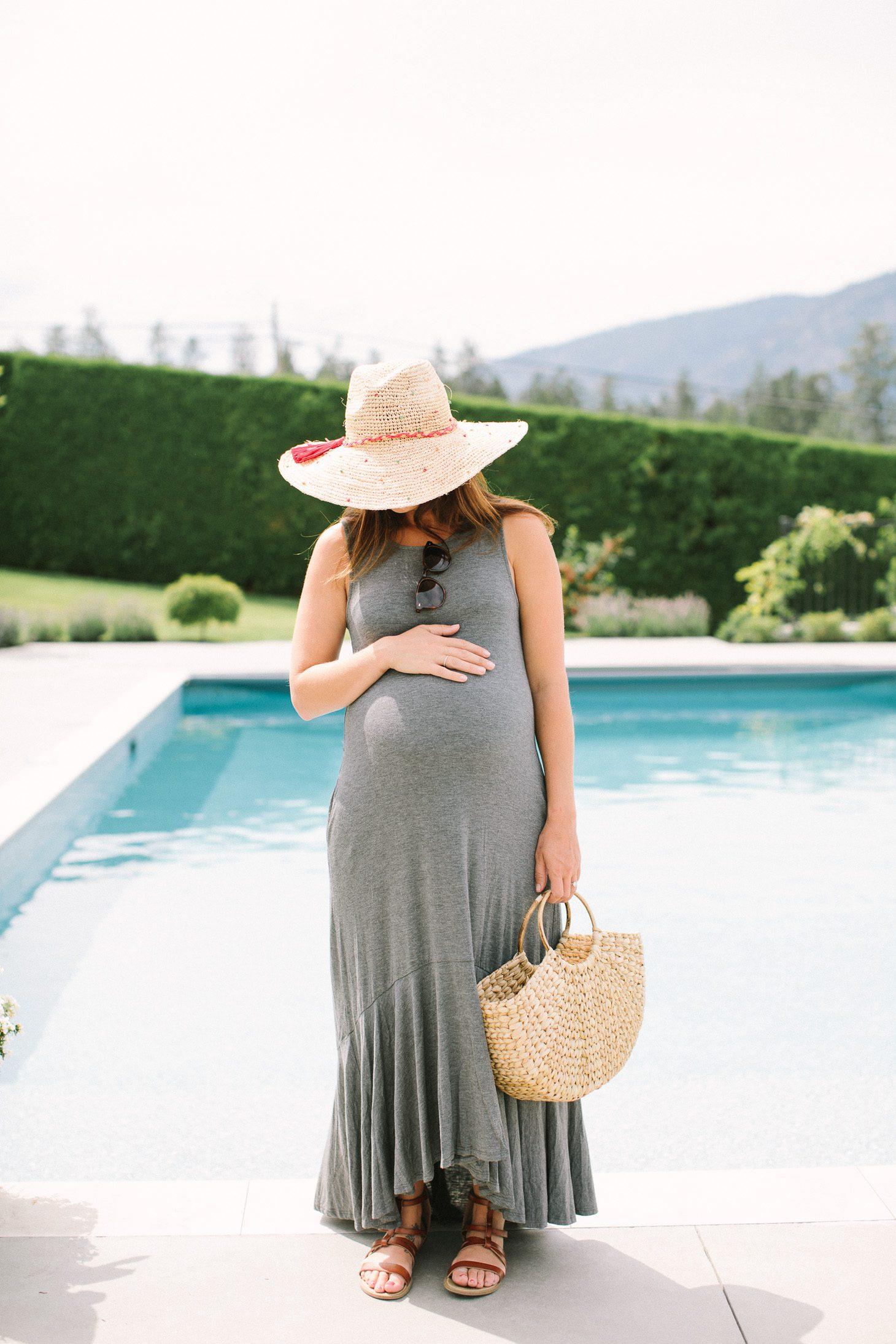 Jillian Harris The Dress I Want to Give Birth In