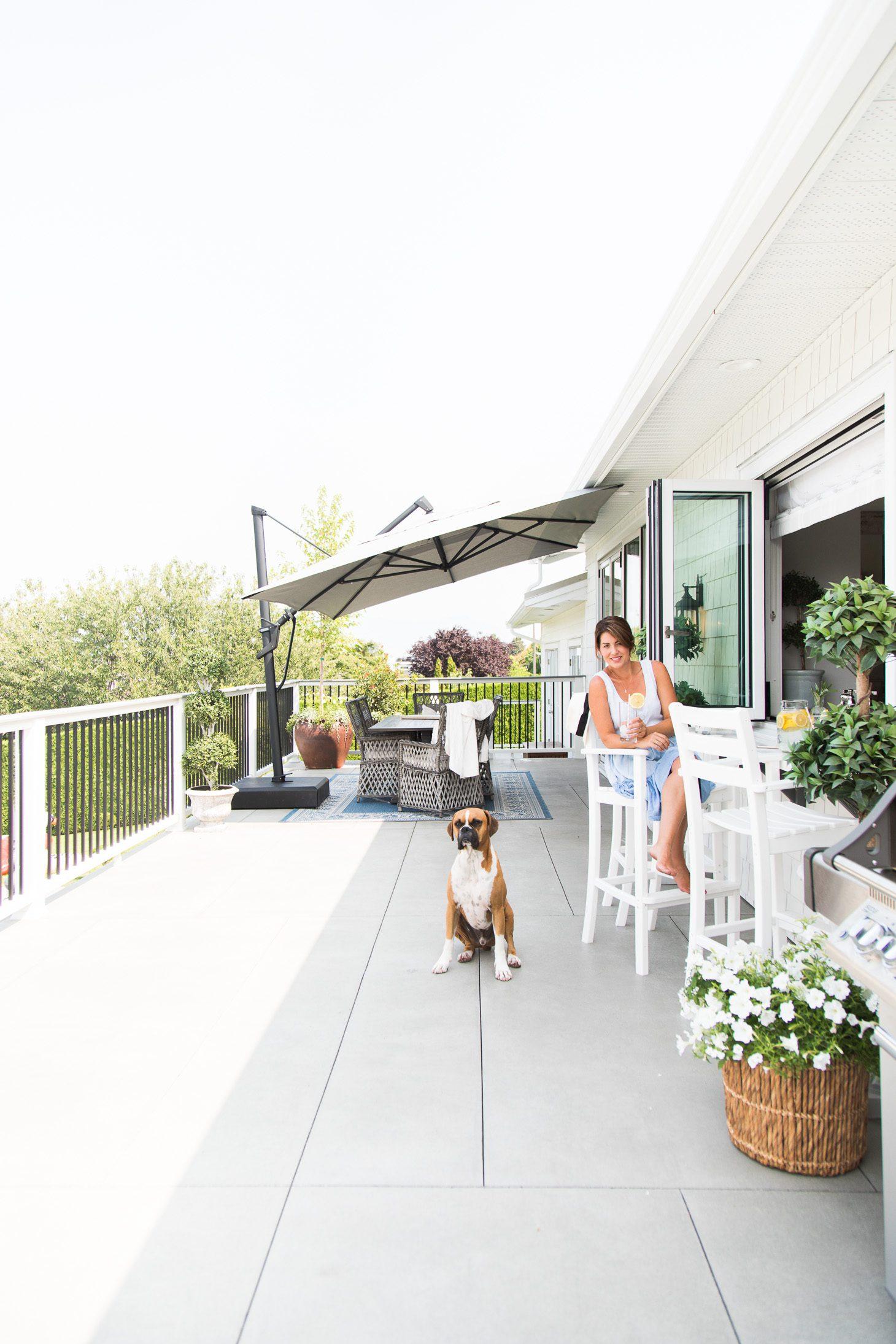 Jillian Harris Home Renovation Series: Our Deck Details