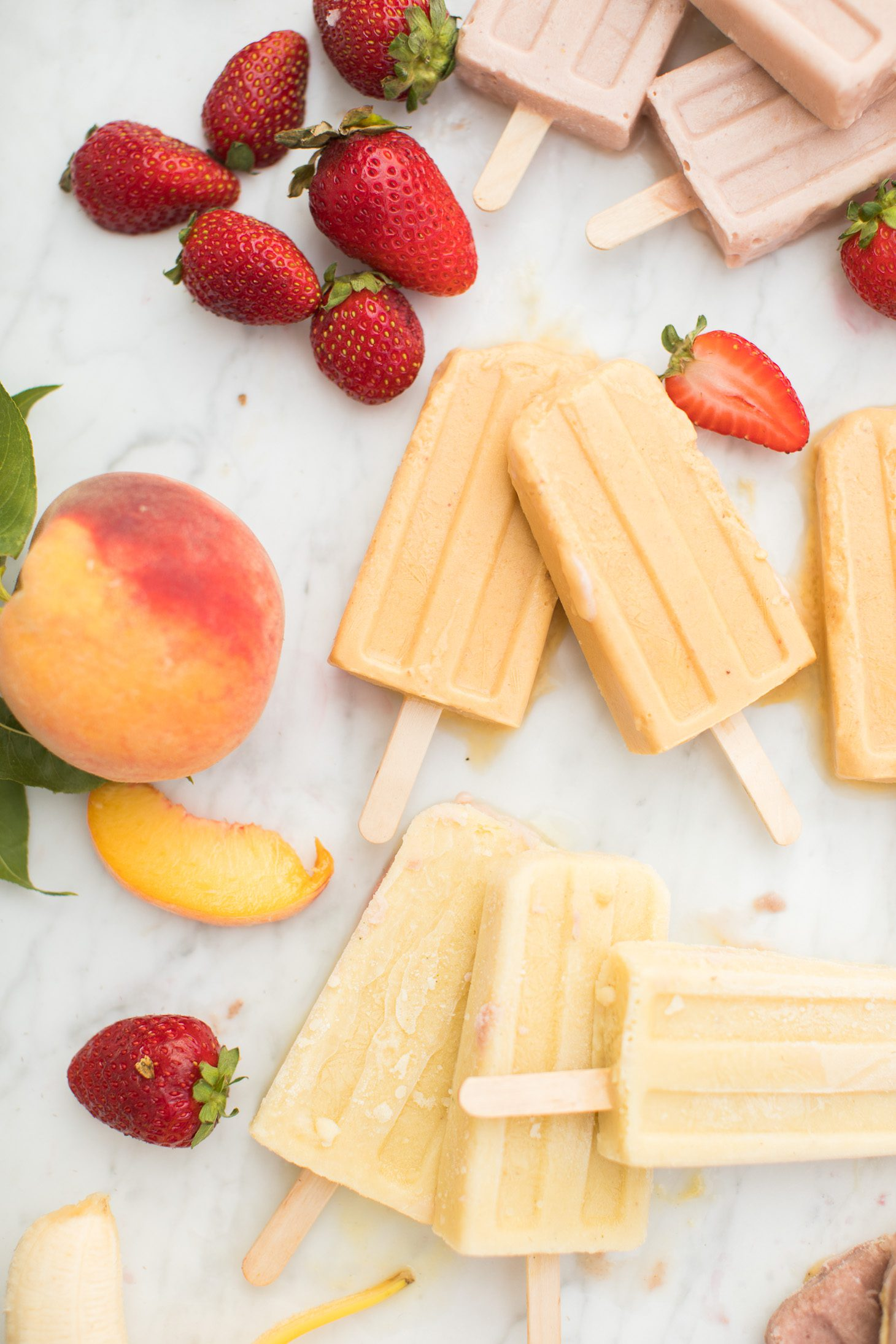 Jillian Harris Leos Favourite Healthy Popsicles