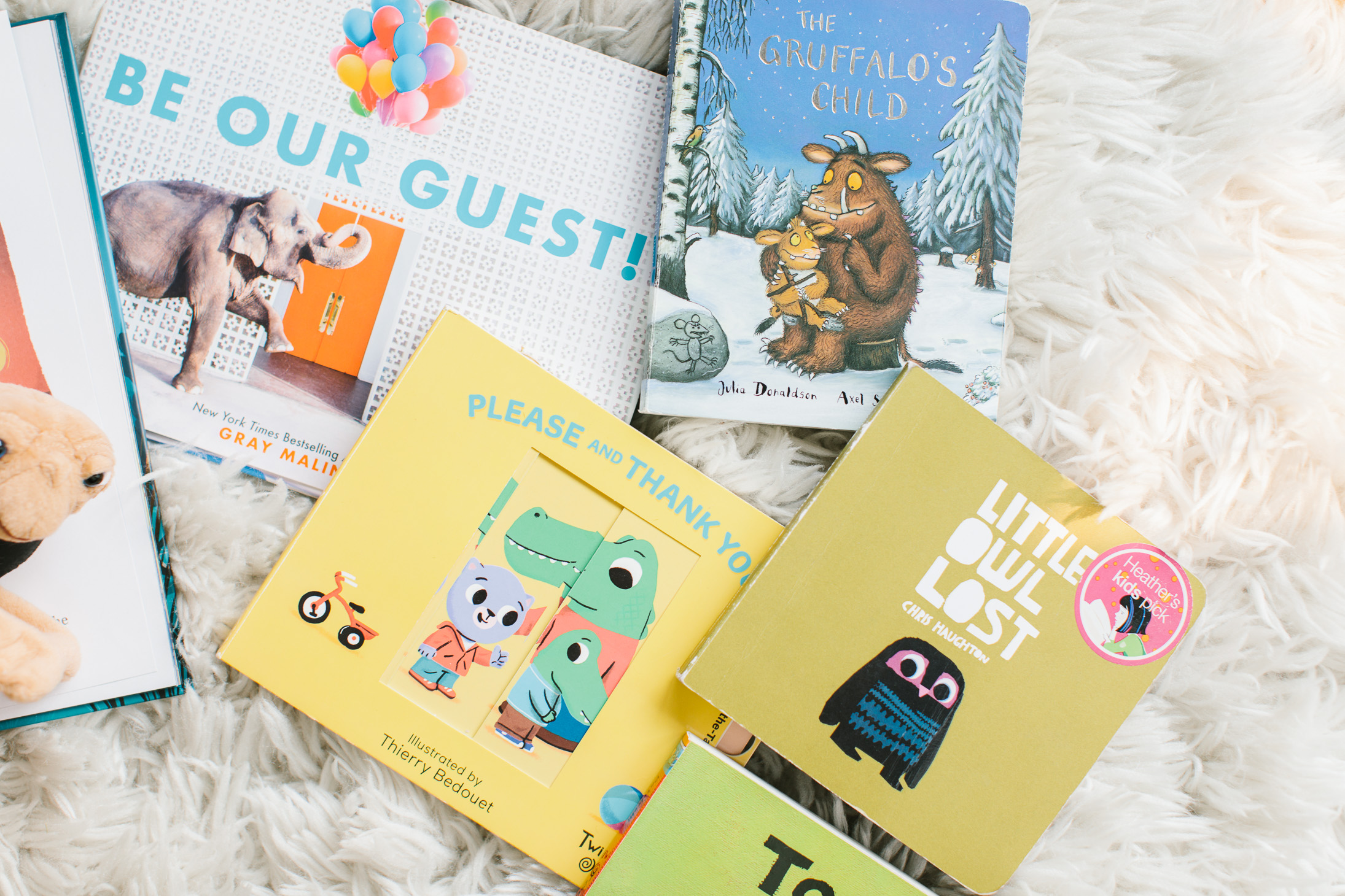 Jillian Harris Leos Favourite Books