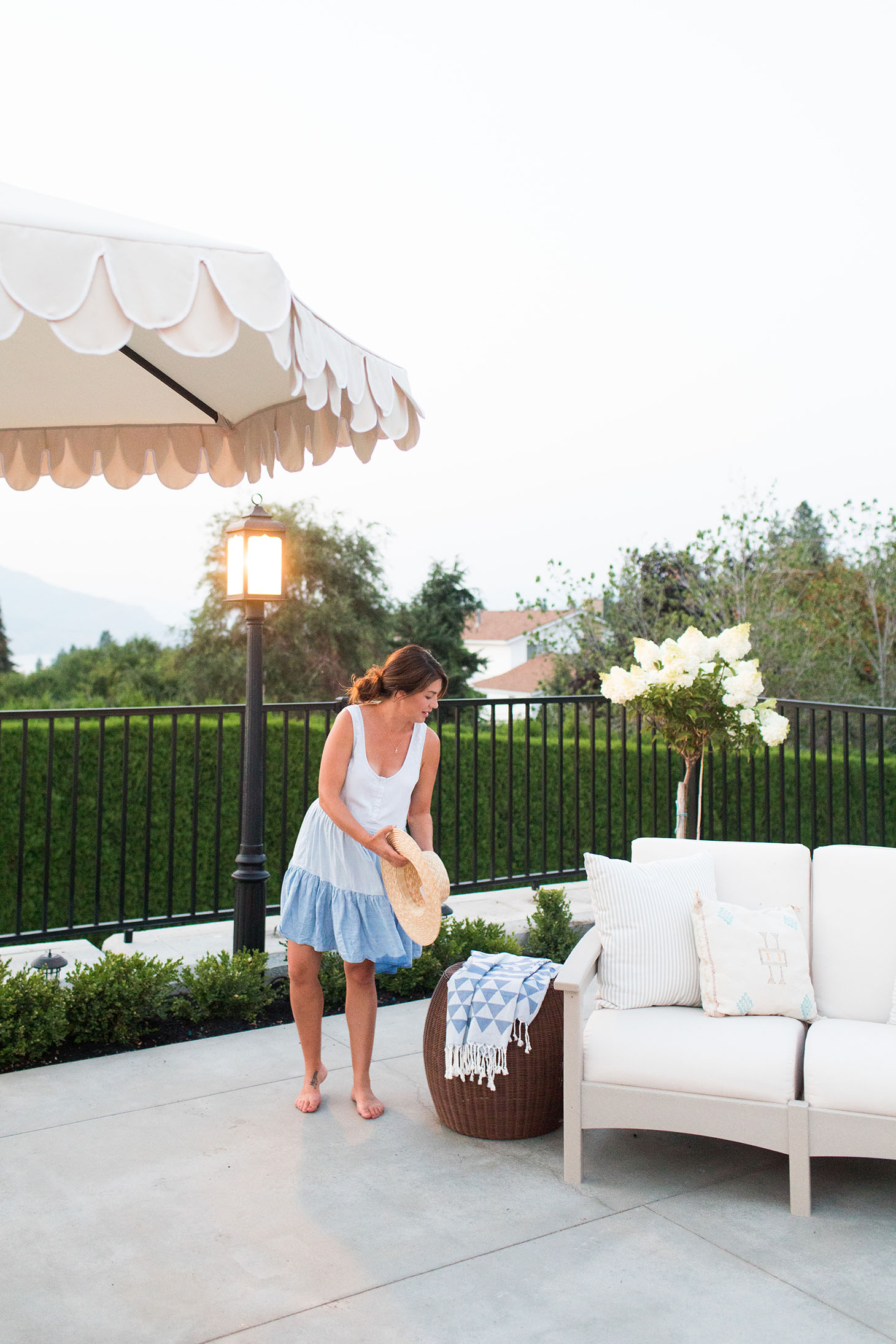 Jillian Harris Home Tour Series Exterior