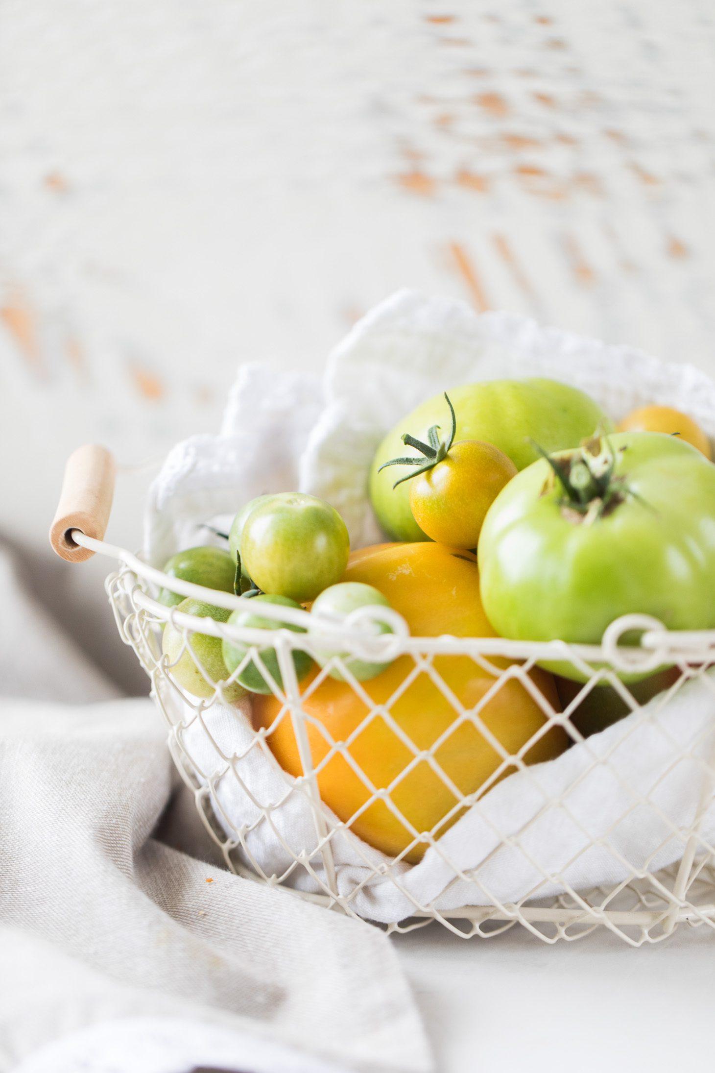 Jillian Harris Fried Green Tomatoes Recipe