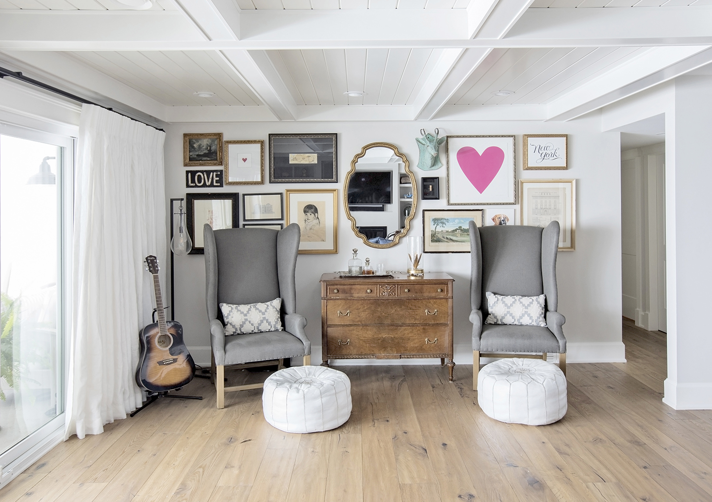Jillian Harris Home Tour Series Rumpus Room