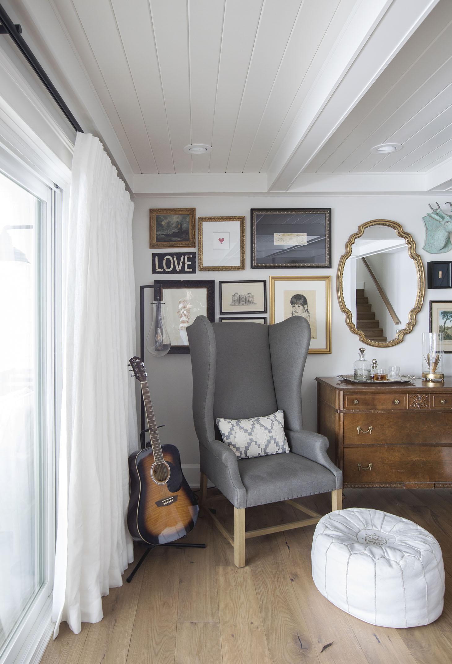 Jillian Harris Home Tour Series Rumpus Room