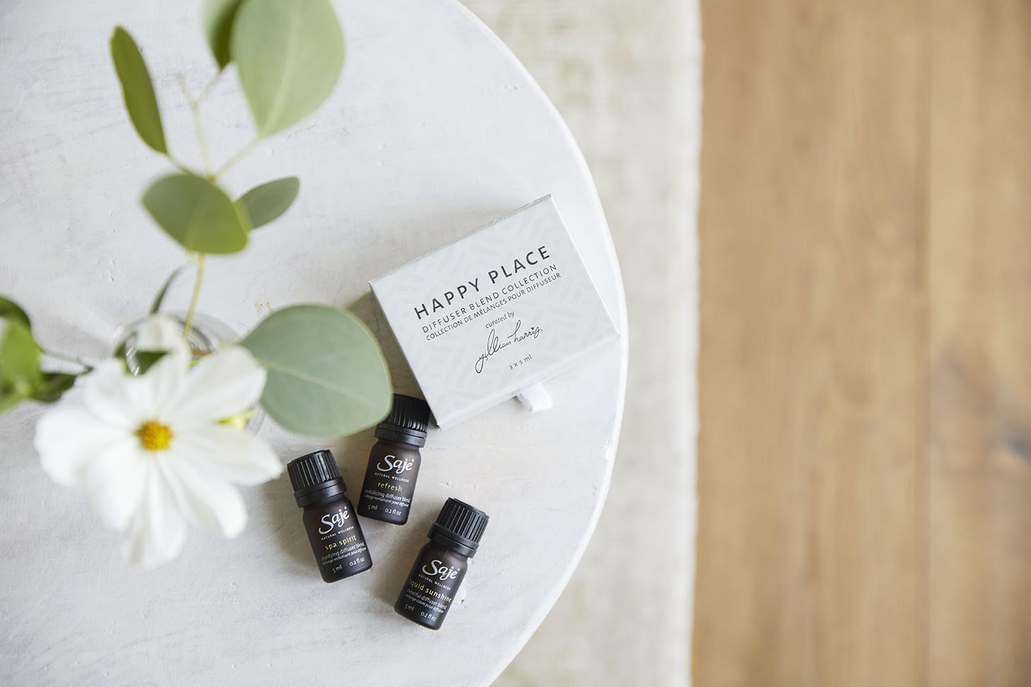 Jillian Harris x Saje Wellness