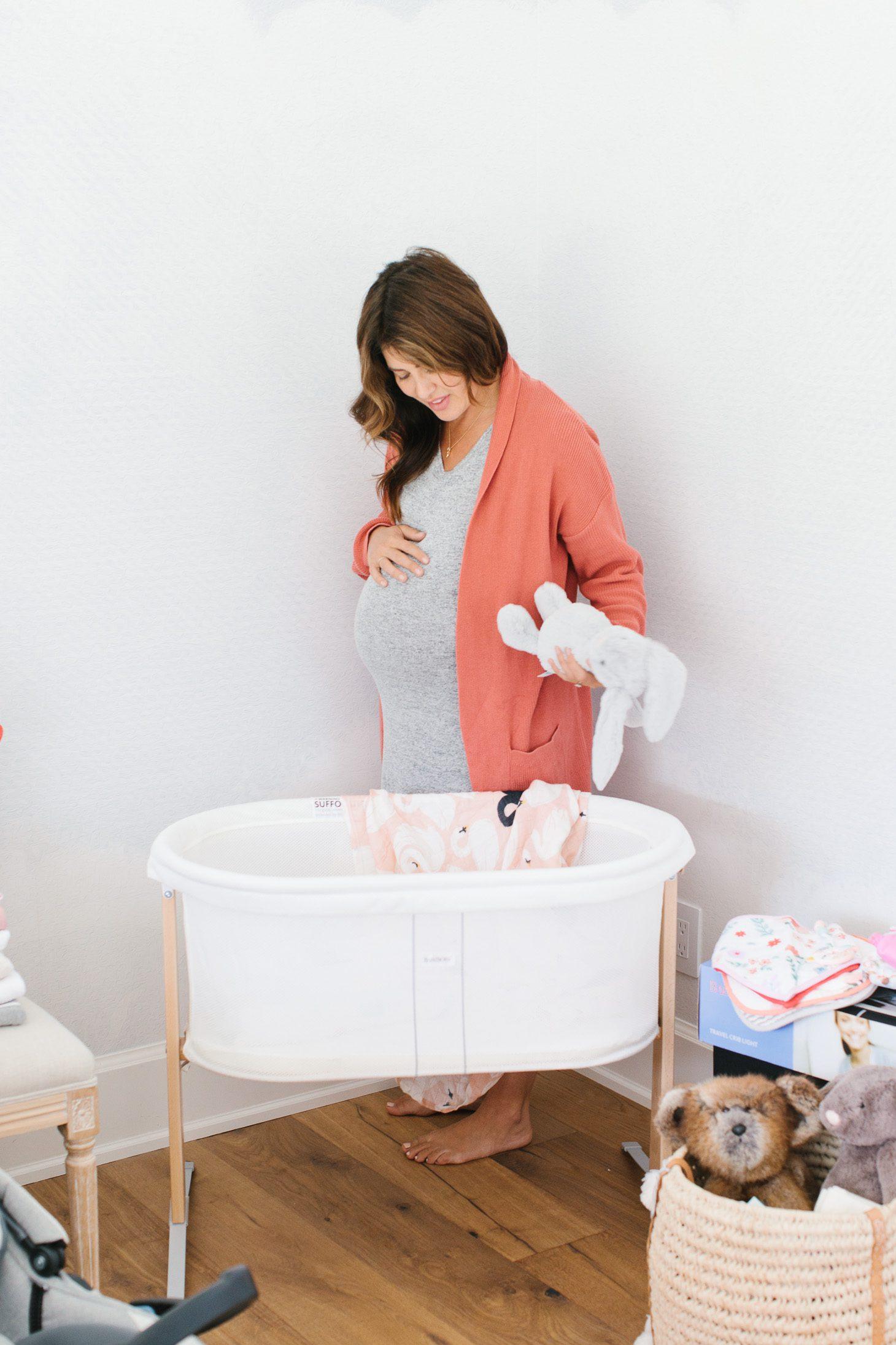 Jillian Harris Baby Girl Nursery