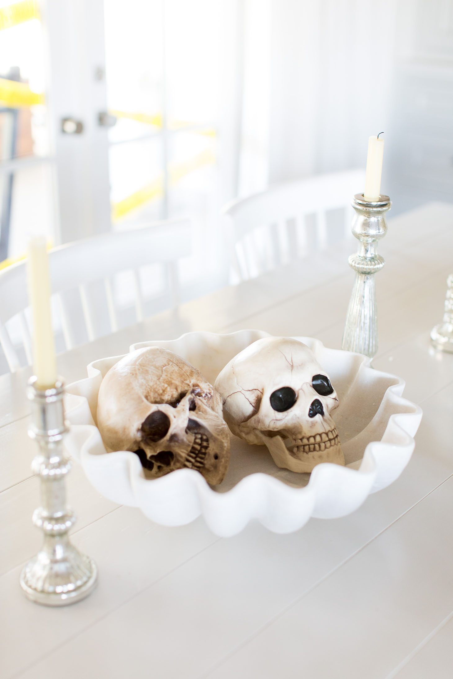Jillian Harris 5 Halloween Decor Tips