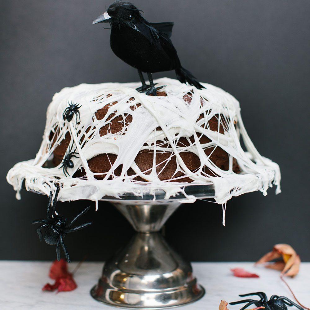 Blood Curdling Black Forest Cake