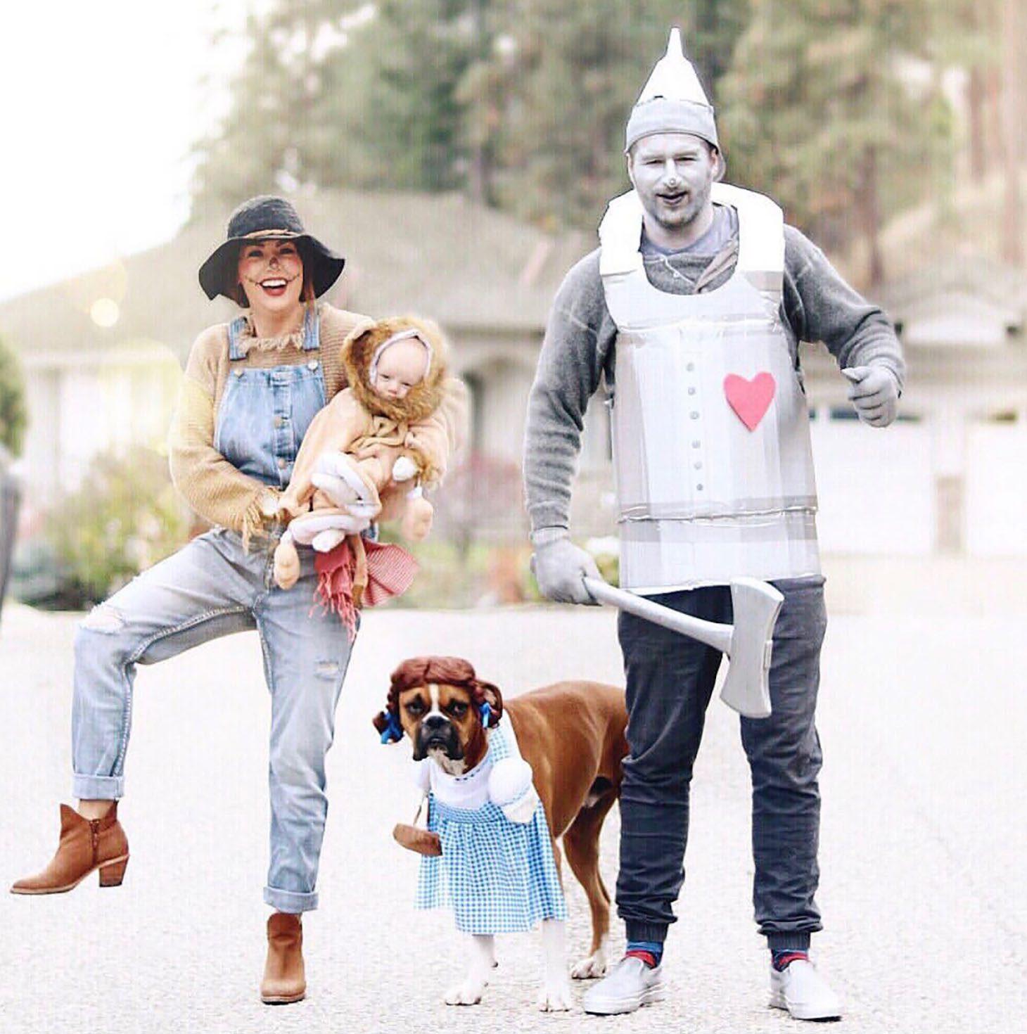 Jillian Harris Easy Halloween Costume Ideas