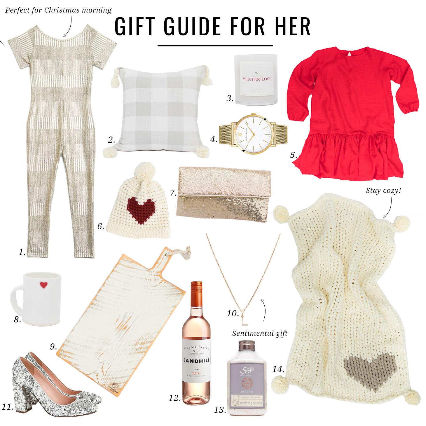 Jillian Harris Gift Guide for Her
