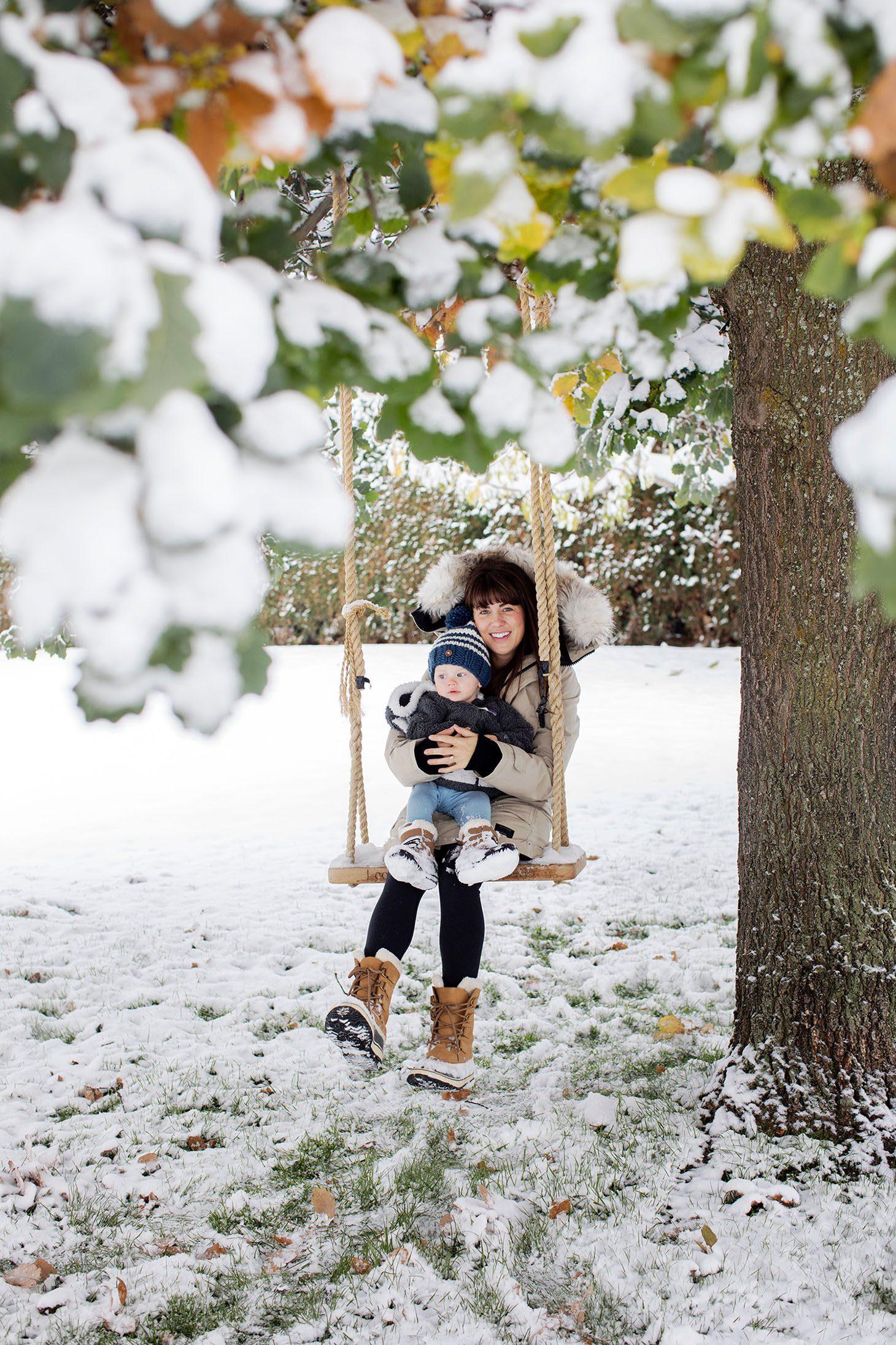 Aritzia Jillian Harris 12 Days of Christmas