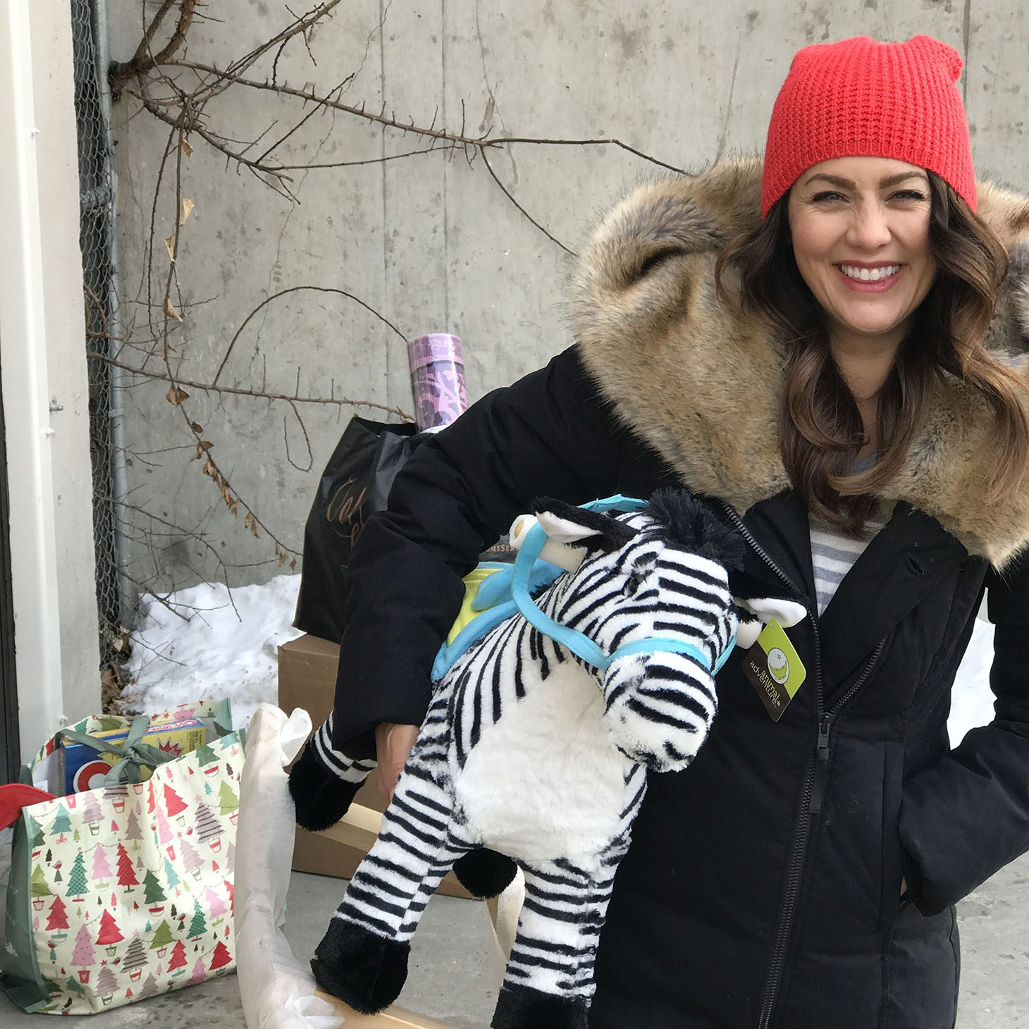 Jillian Harris Give Back Gift Guide
