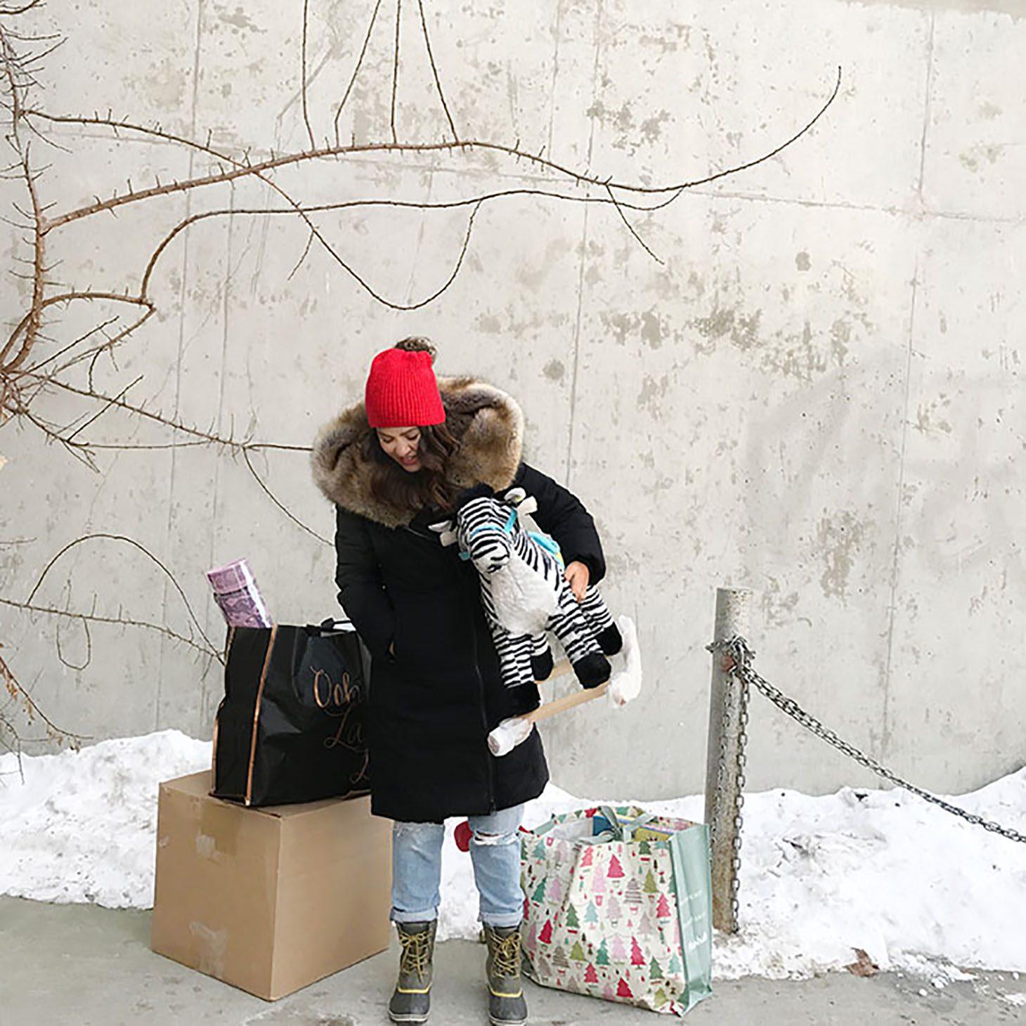 Jillian Harris Give Back Gift Guide