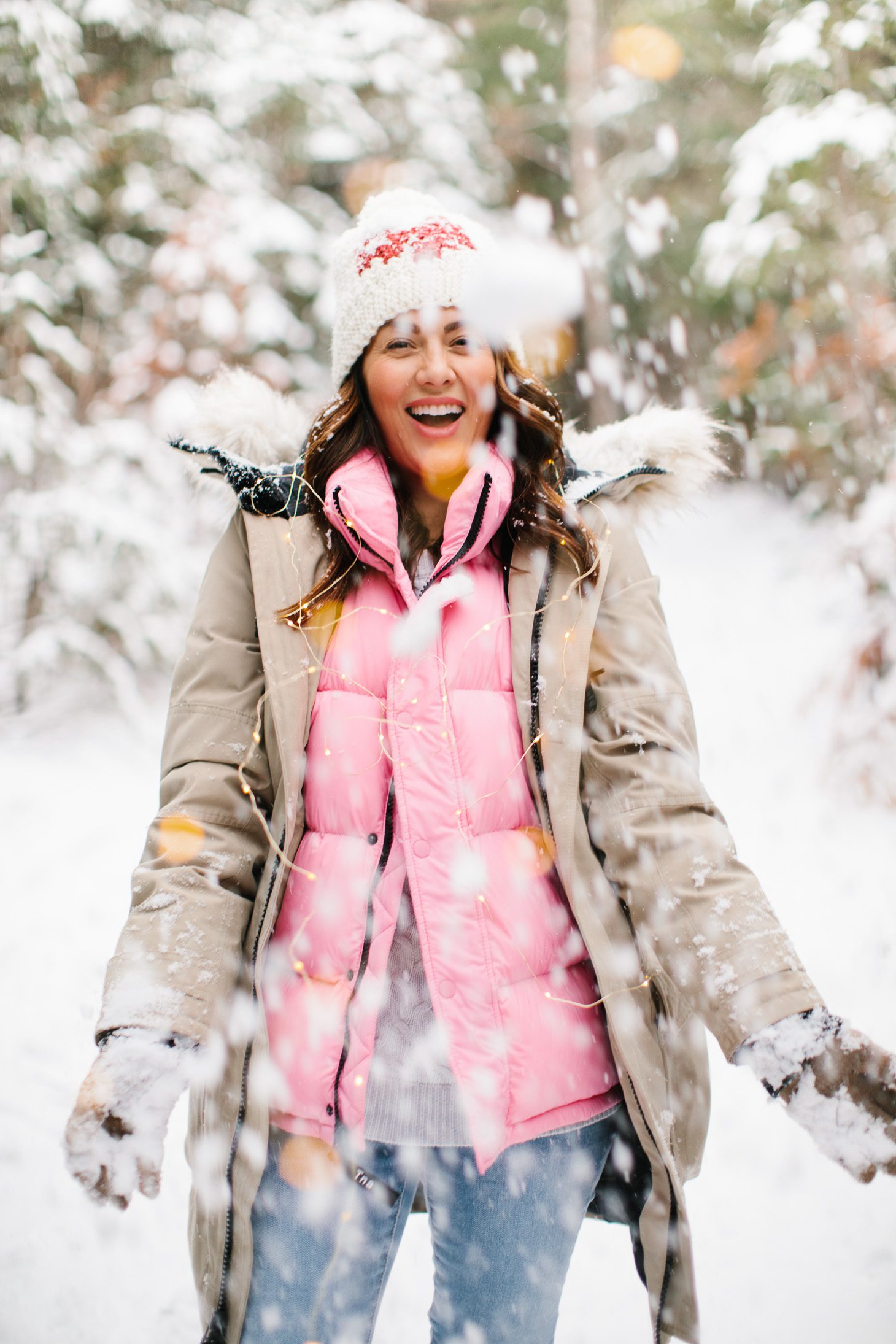 Jillian Harris 12 Days of Christmas Tourism Kelowna