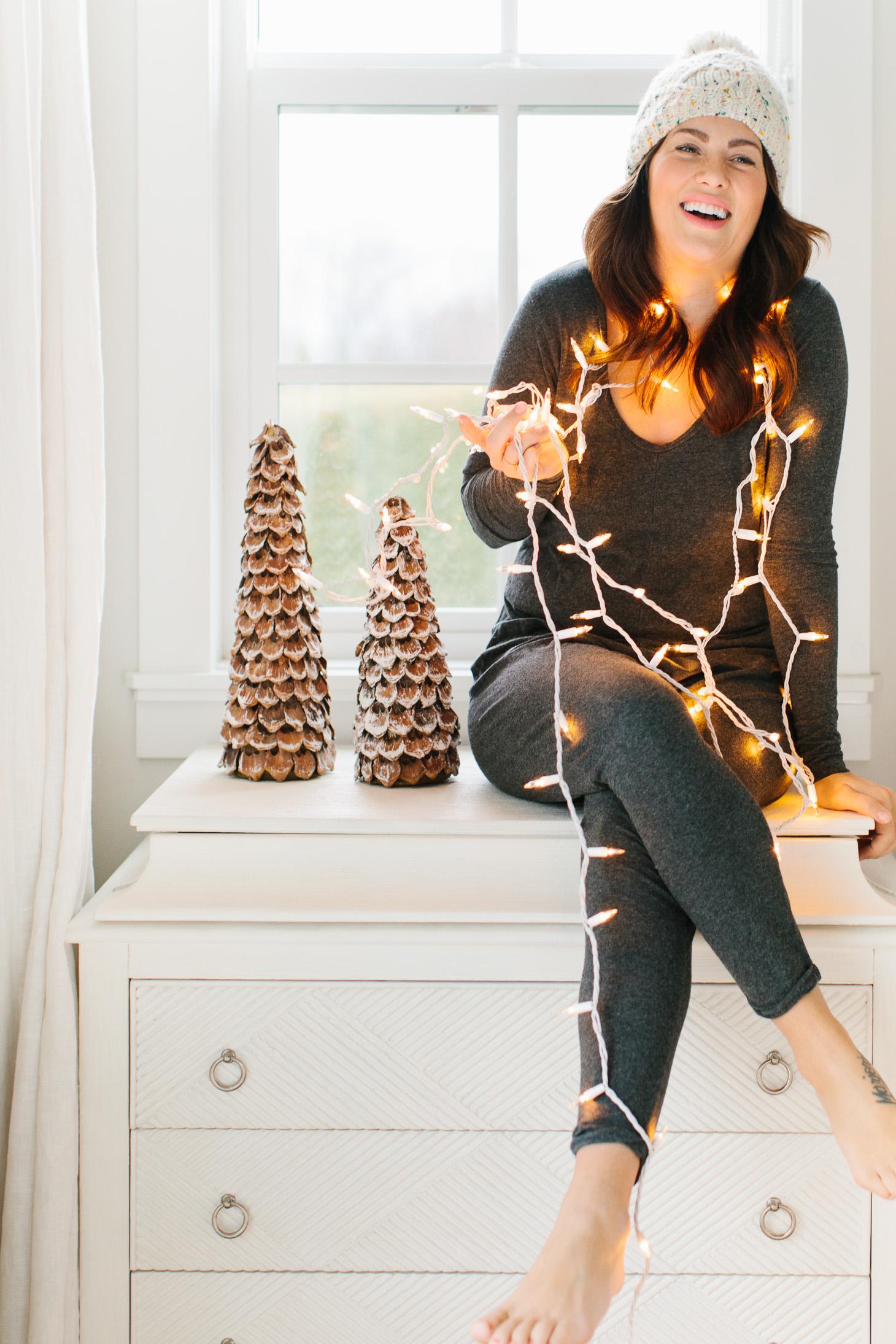 Jillian Harris 12 Days of Christmas Smash & Tess Romper