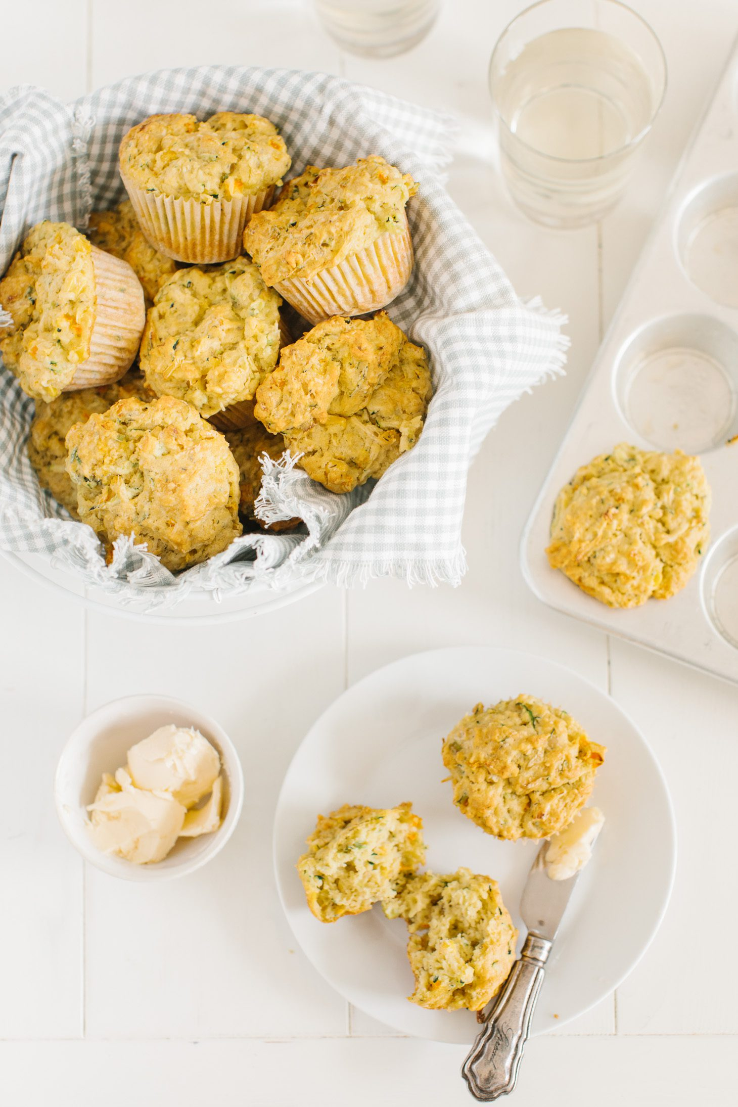 Jillian Harris Vegan Savoury Veggie Muffins