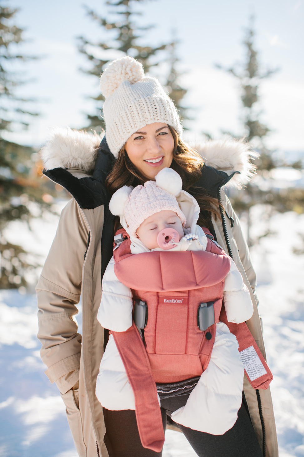 Jillian Harris Big White Staycation