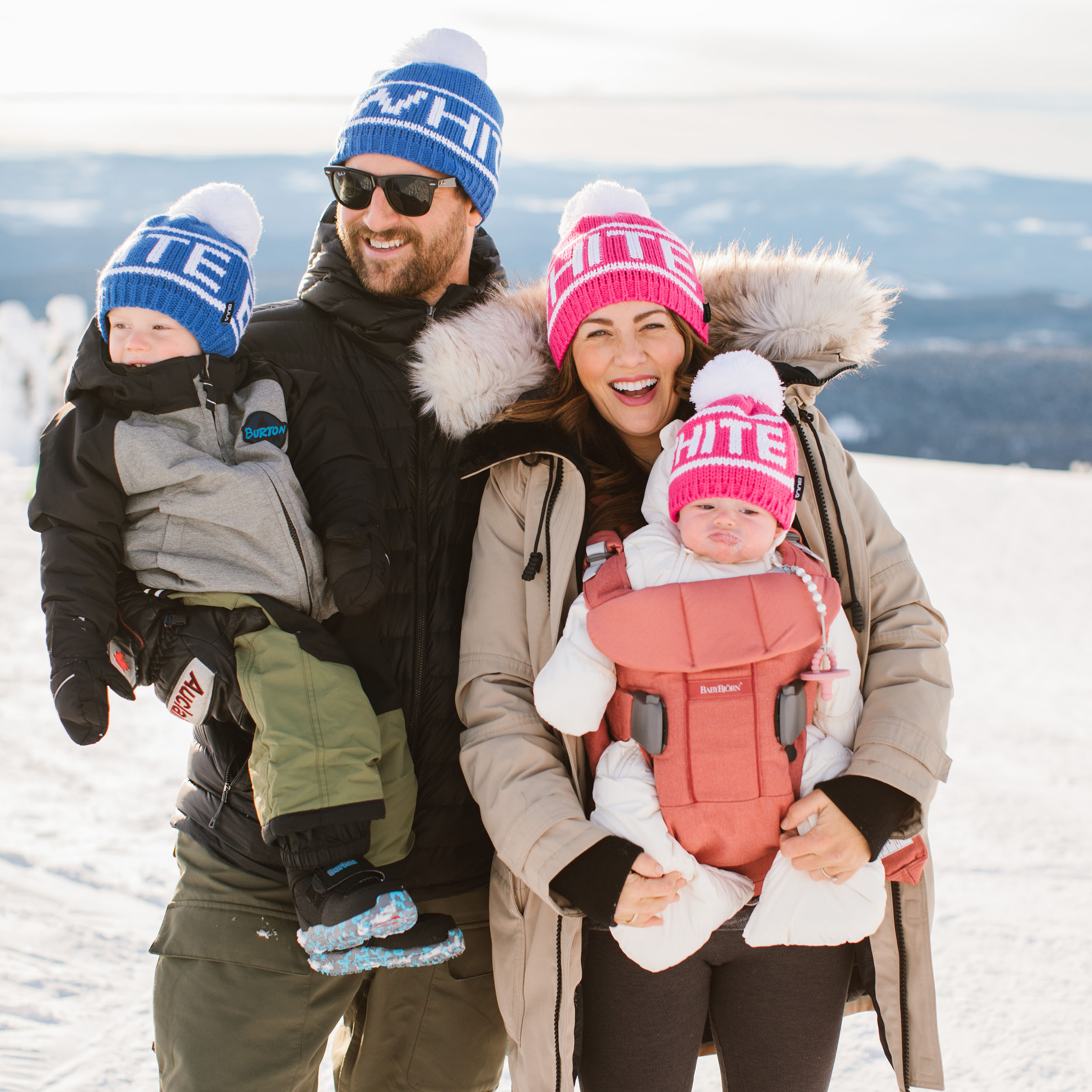 Jillian Harris Big White Winter Trip