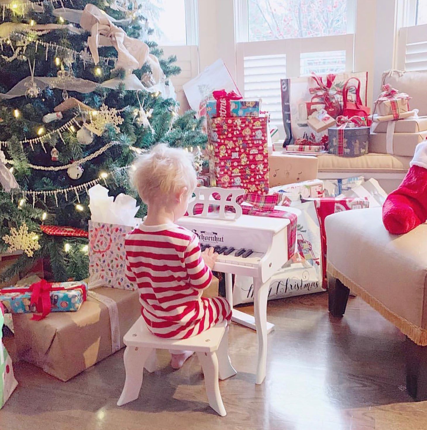 Jillian Harris How We Spent Our Christmas Holidays