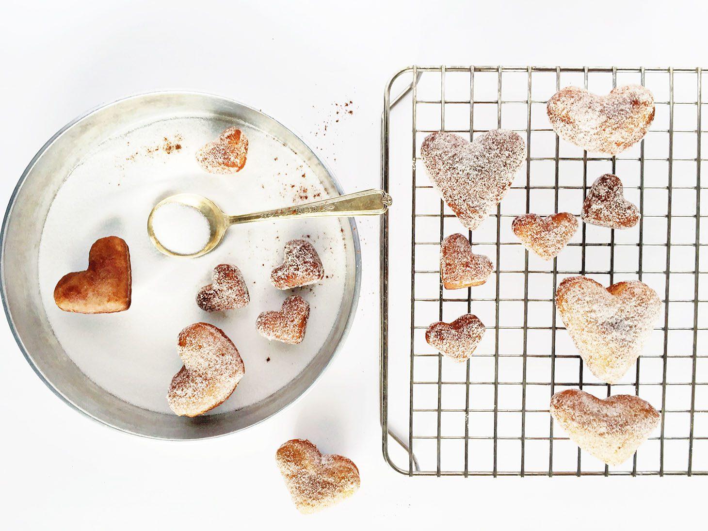 Valentine's Day Inspired Recipes