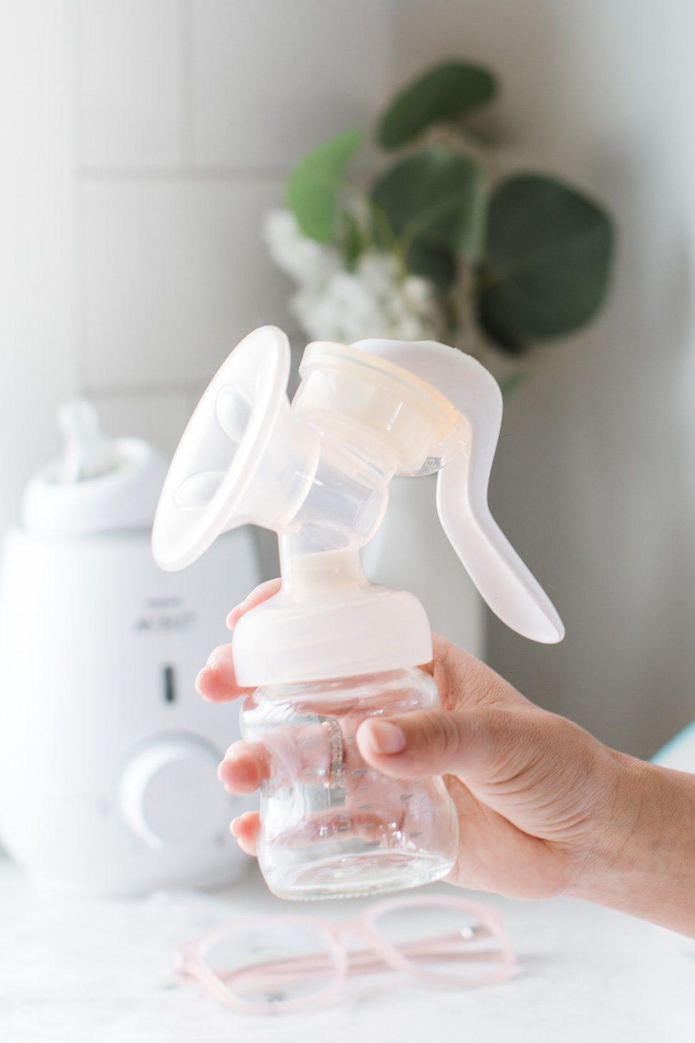 Jillian Harris Breast Pumping Tips