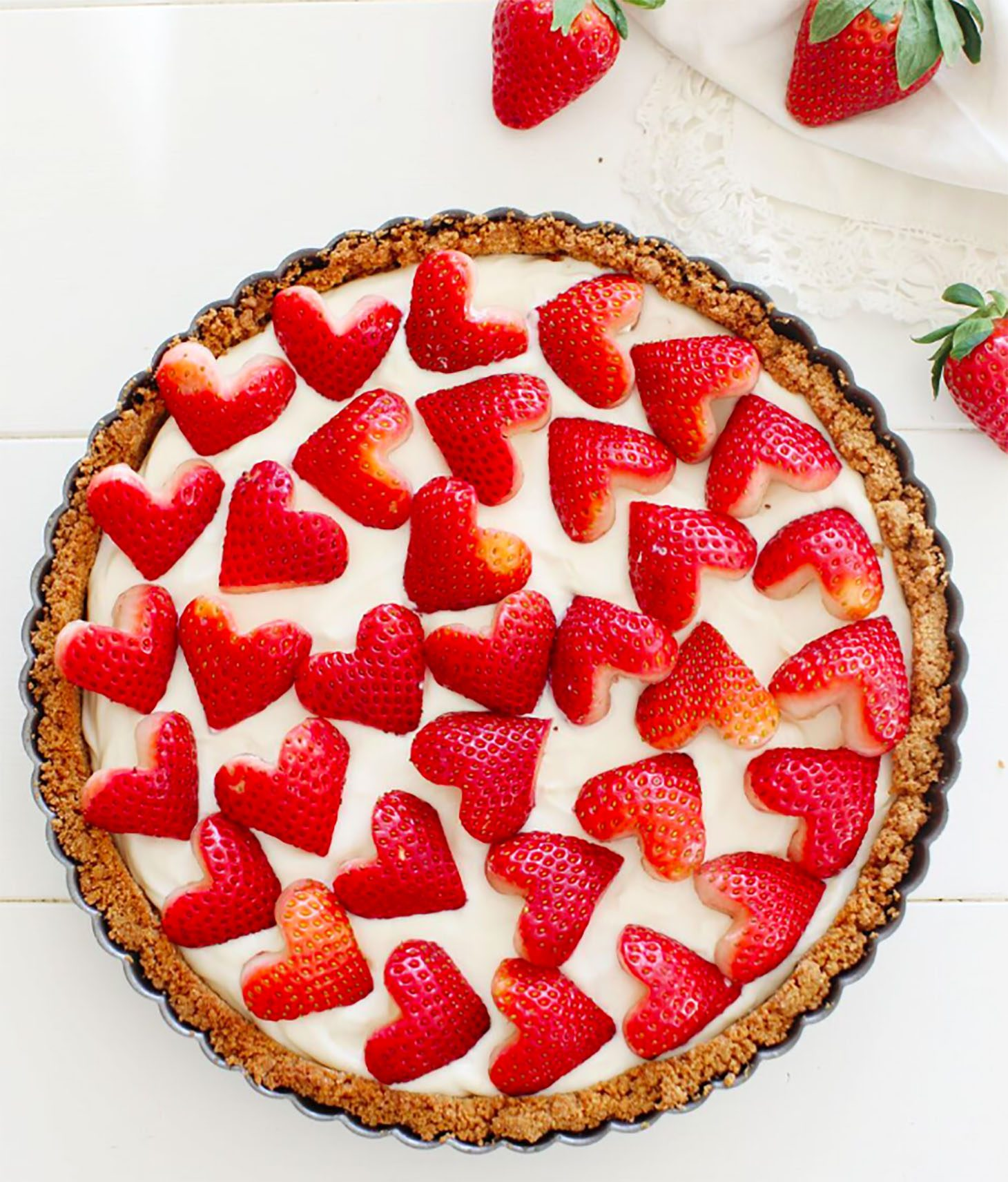 6 Delicious Recipes to make for your loved on this Valentine's Day!
