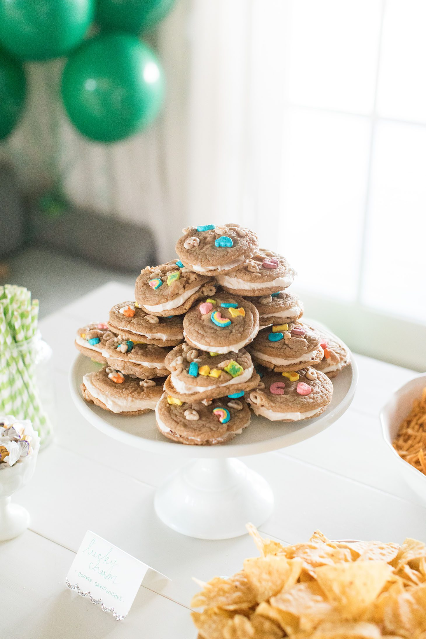 Jillian Harris How to Plan the Perfect St.Paddy's Day Party
