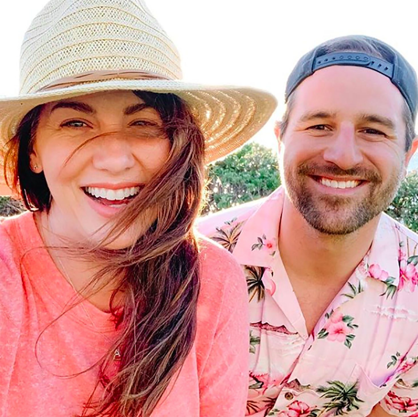 Jillian Harris Justin Pasutto Birthday