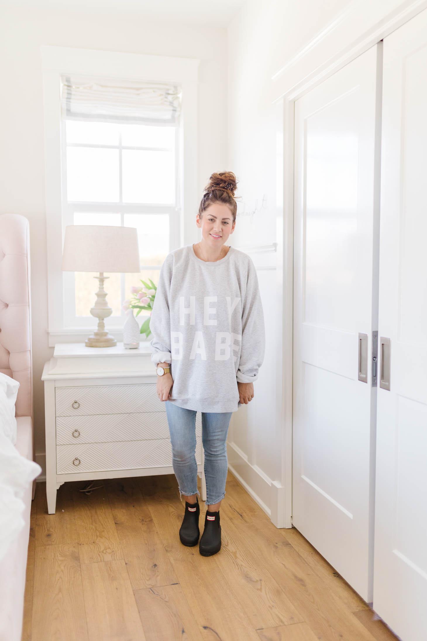Jillian Harris My Everyday Jeans Styled 4 Ways