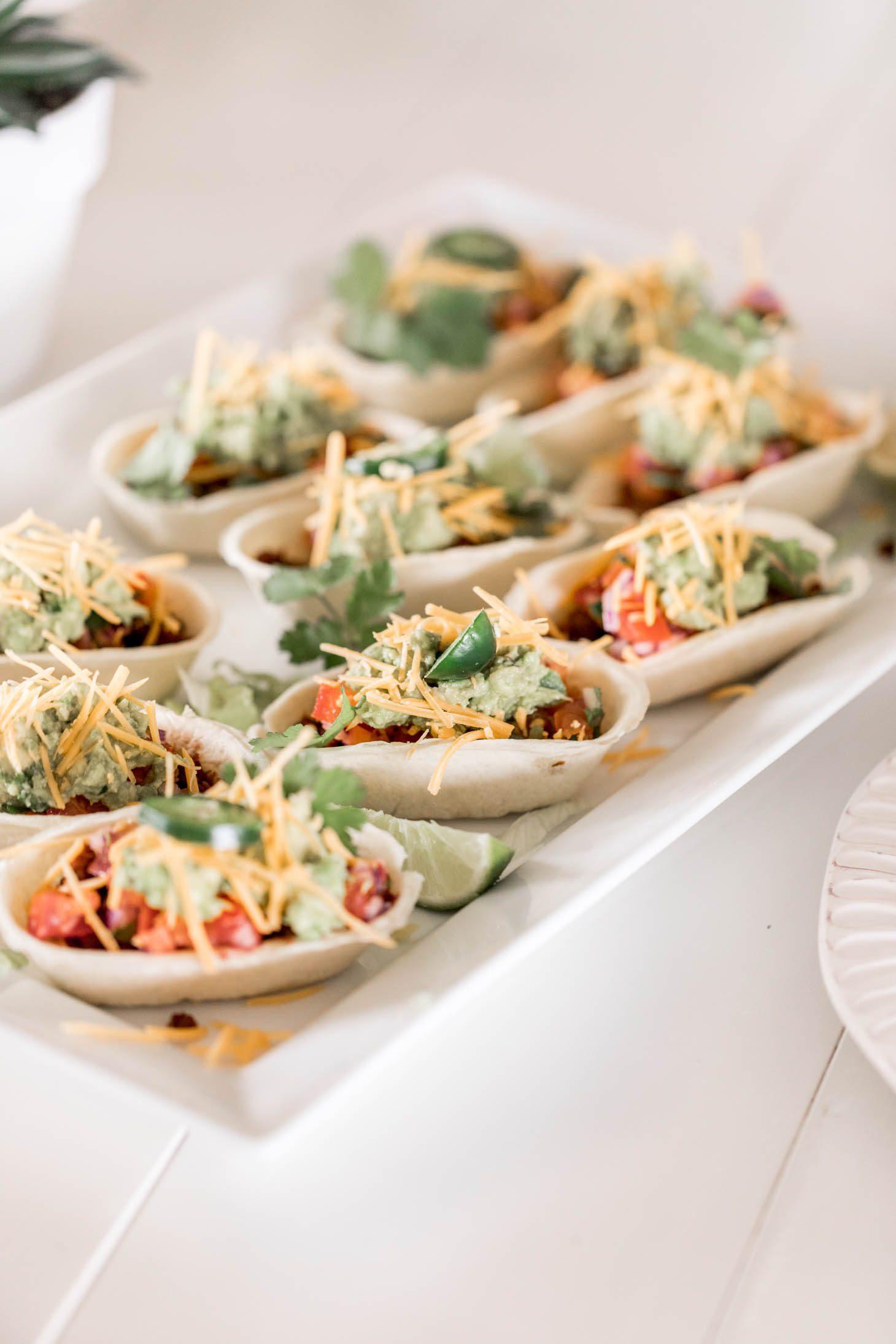Jillian Harris Cinco De Mayo Vegan Taco Boats and Mexican Grilled Corn