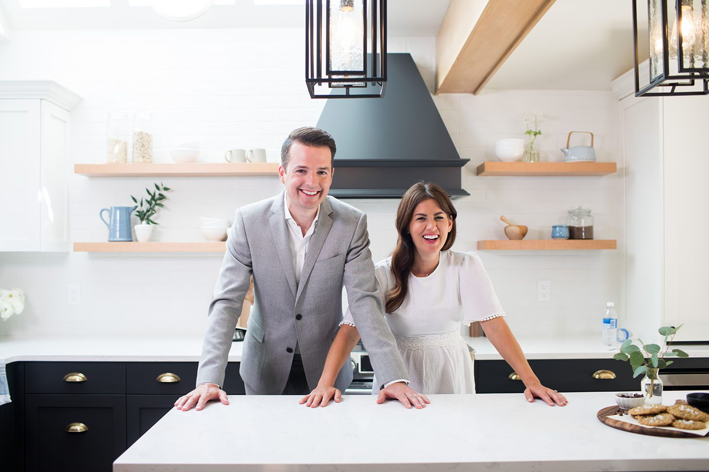 Jillian Harris Love It Or List It Vancouver Charmaine and Cam