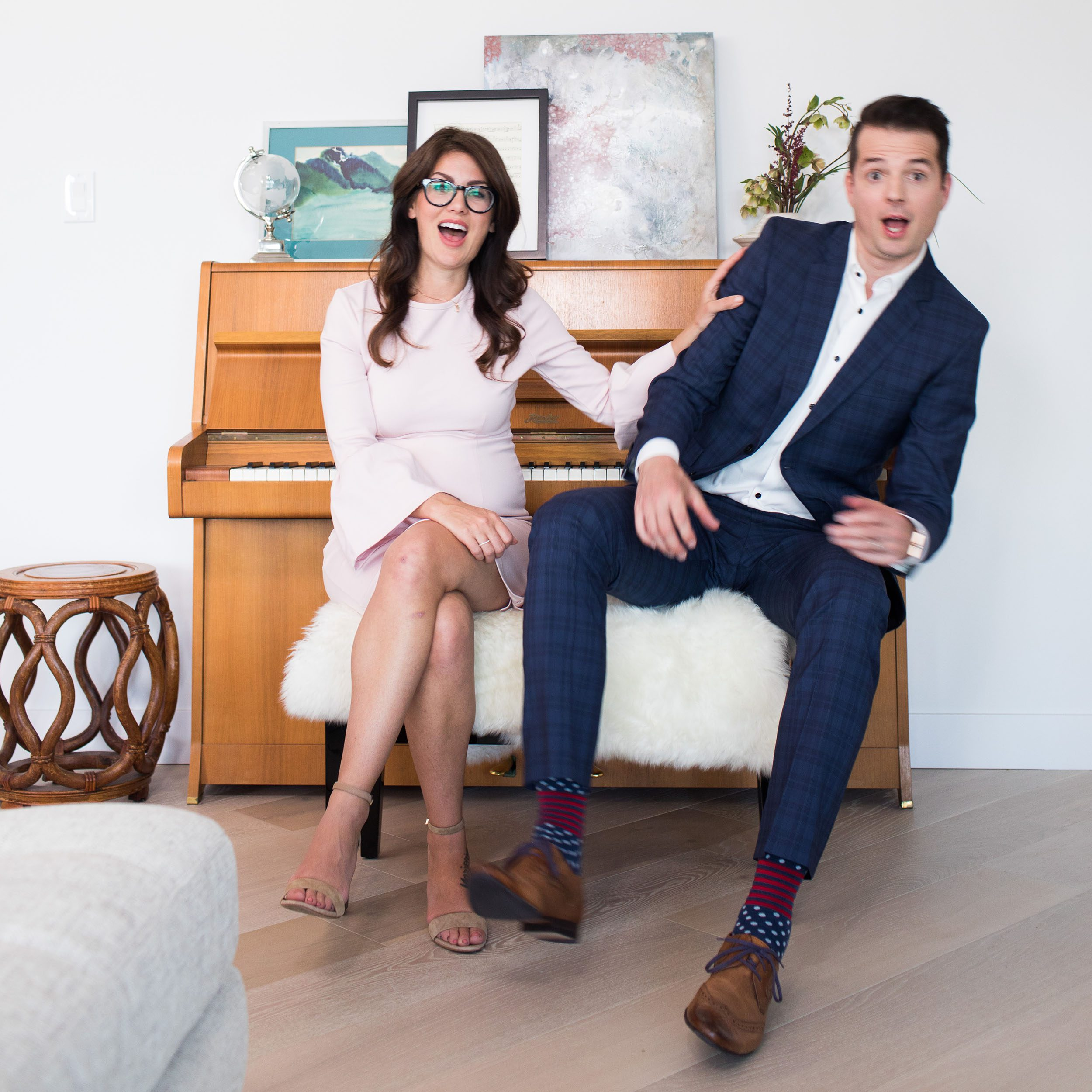 Jillian Harris Love It Or List It Vancouver Noelle and Kong