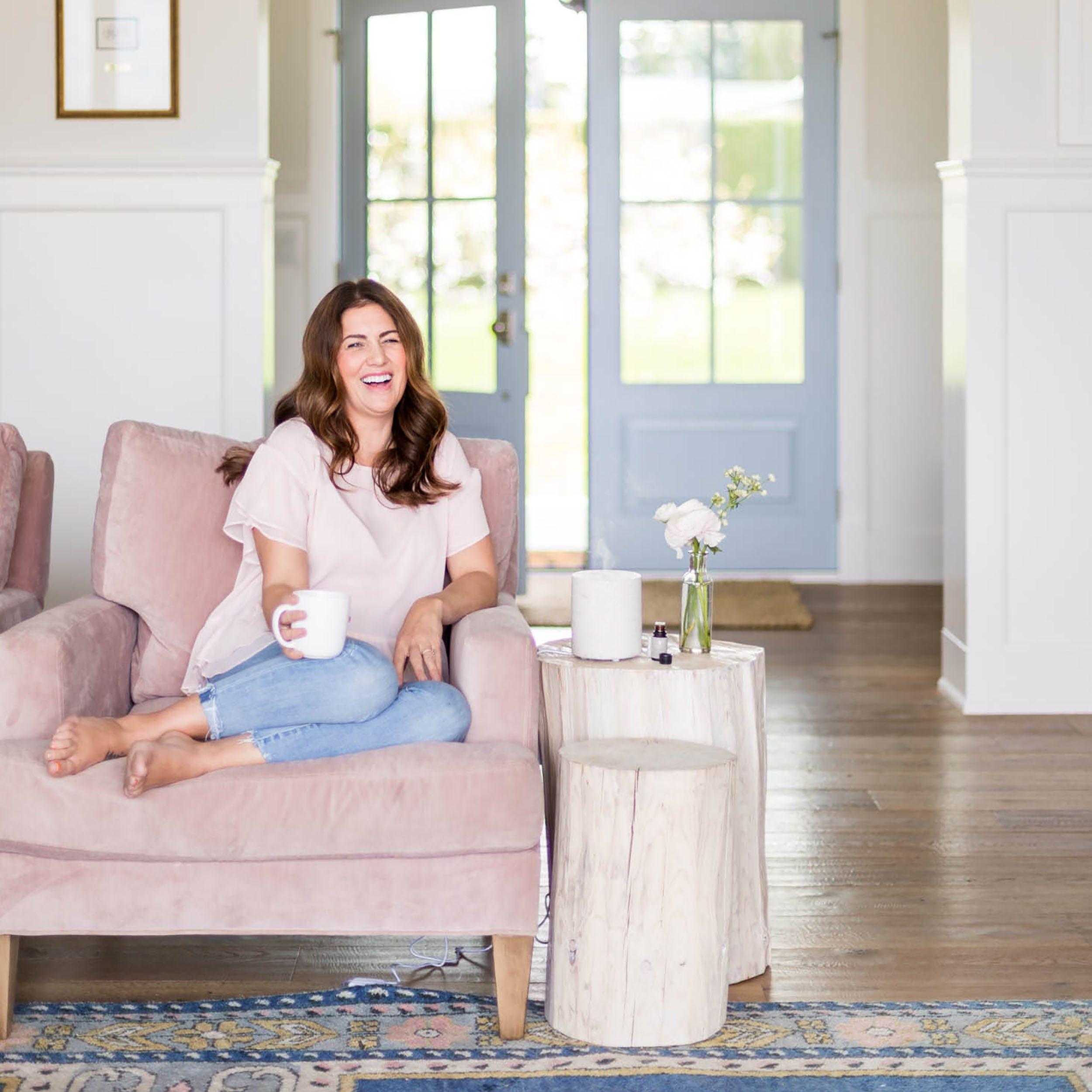 Jillian Harris x Saje Wellness Diffuser Collaboration