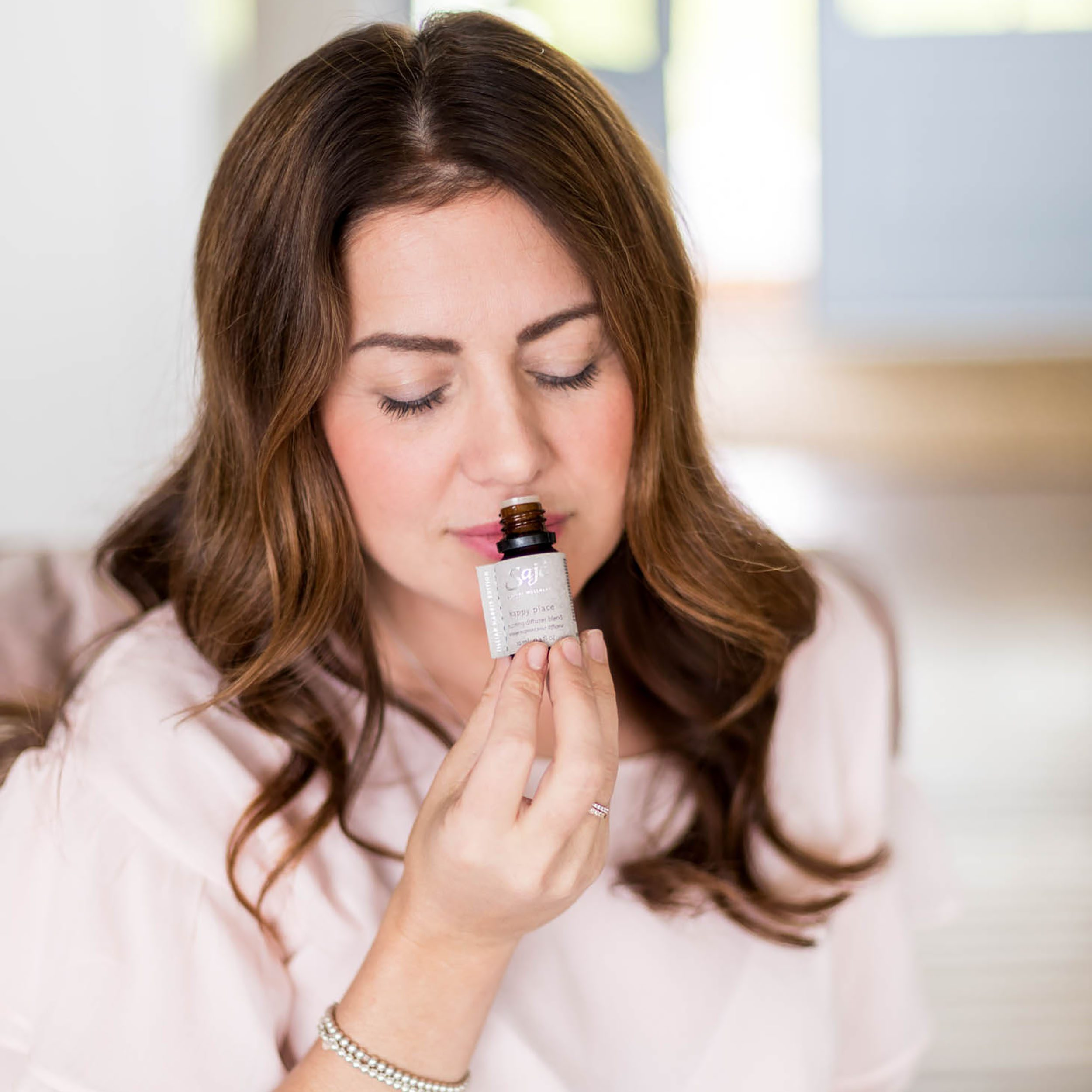 Jillian Harris x Saje Wellness Collaboration