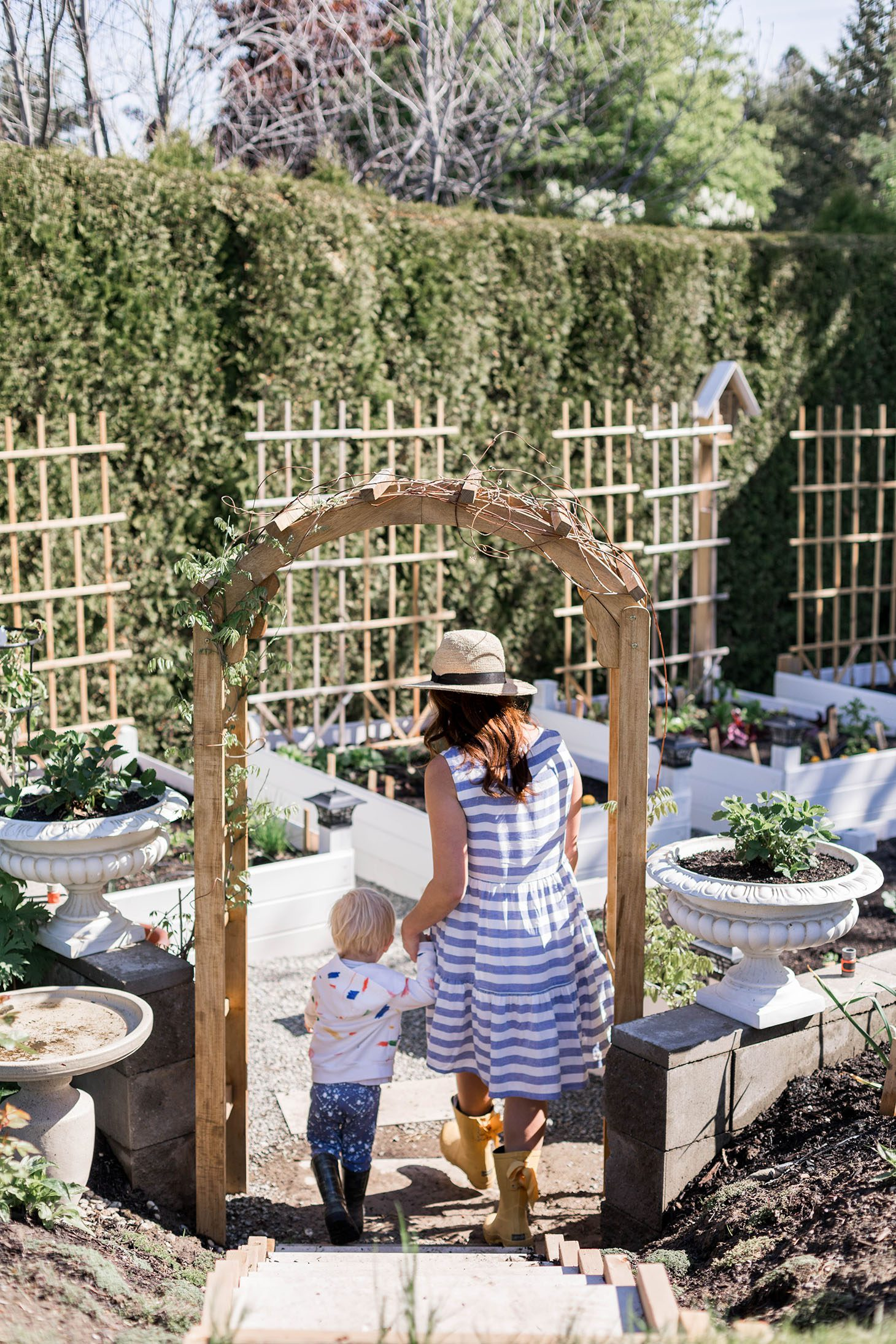 Jillian Harris 5 Veggie Garden Must Knows