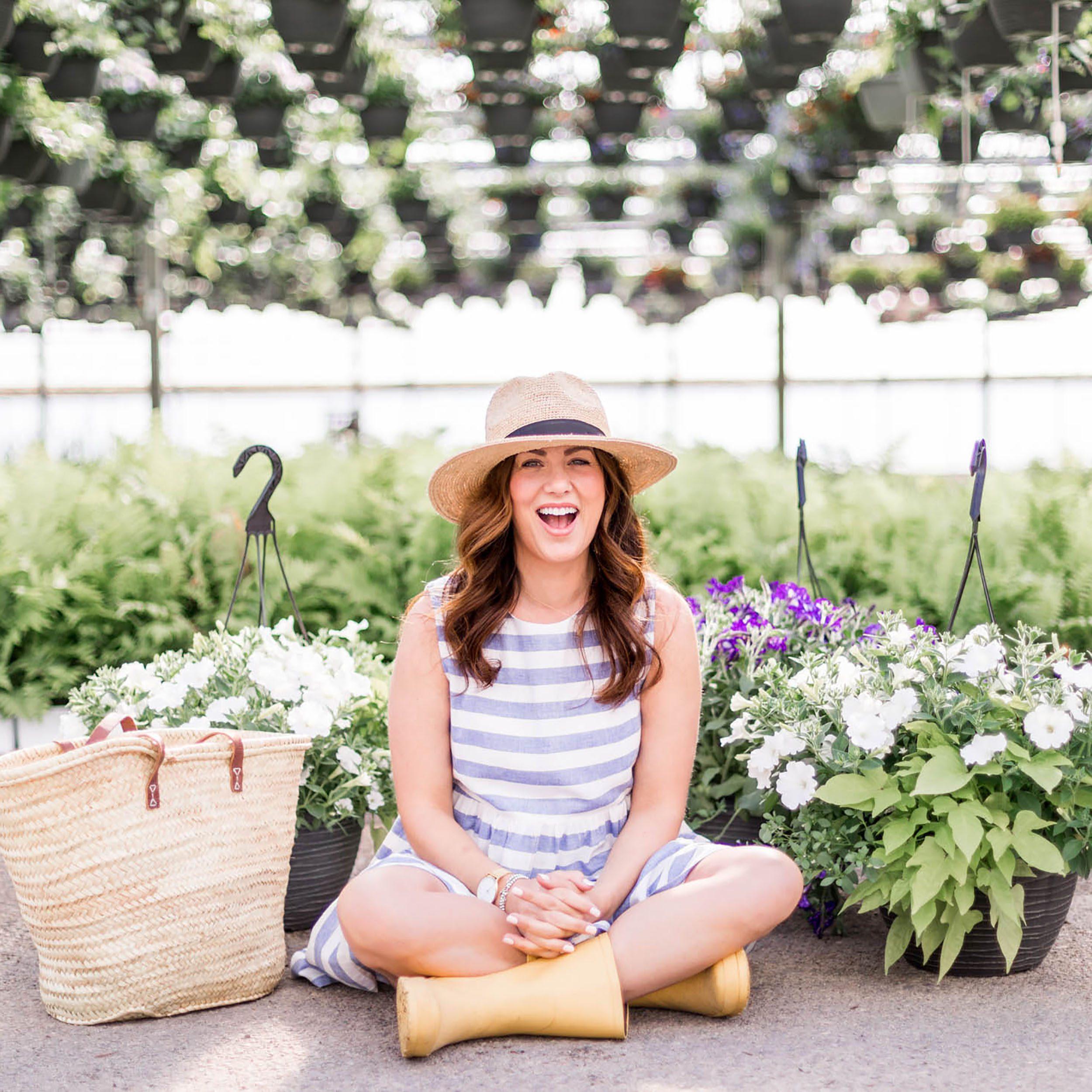 Jillian Harris Garden Inspo Hacks Tips