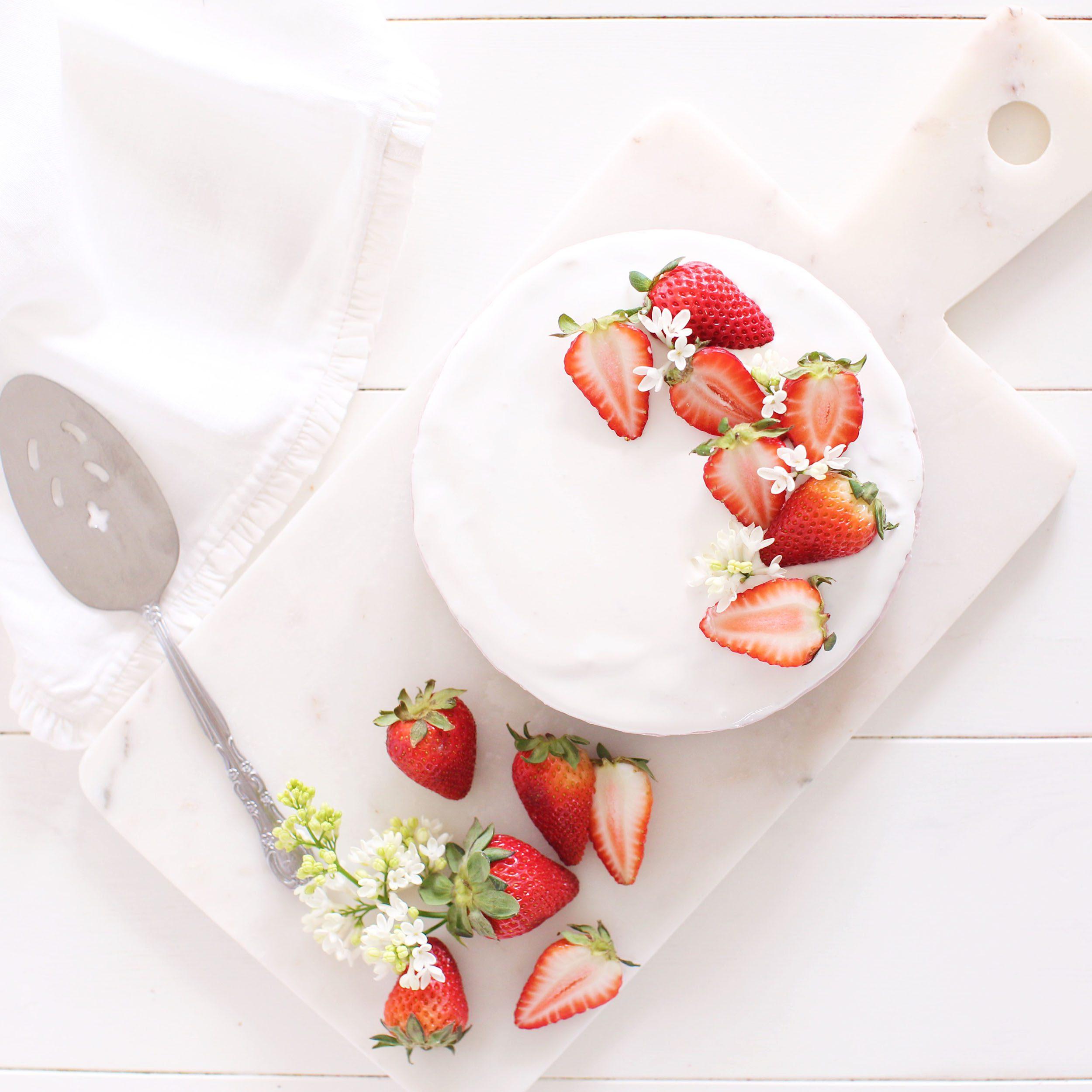Jillian Harris Vegan Strawberry Coconut Cheesecake Recipe-1