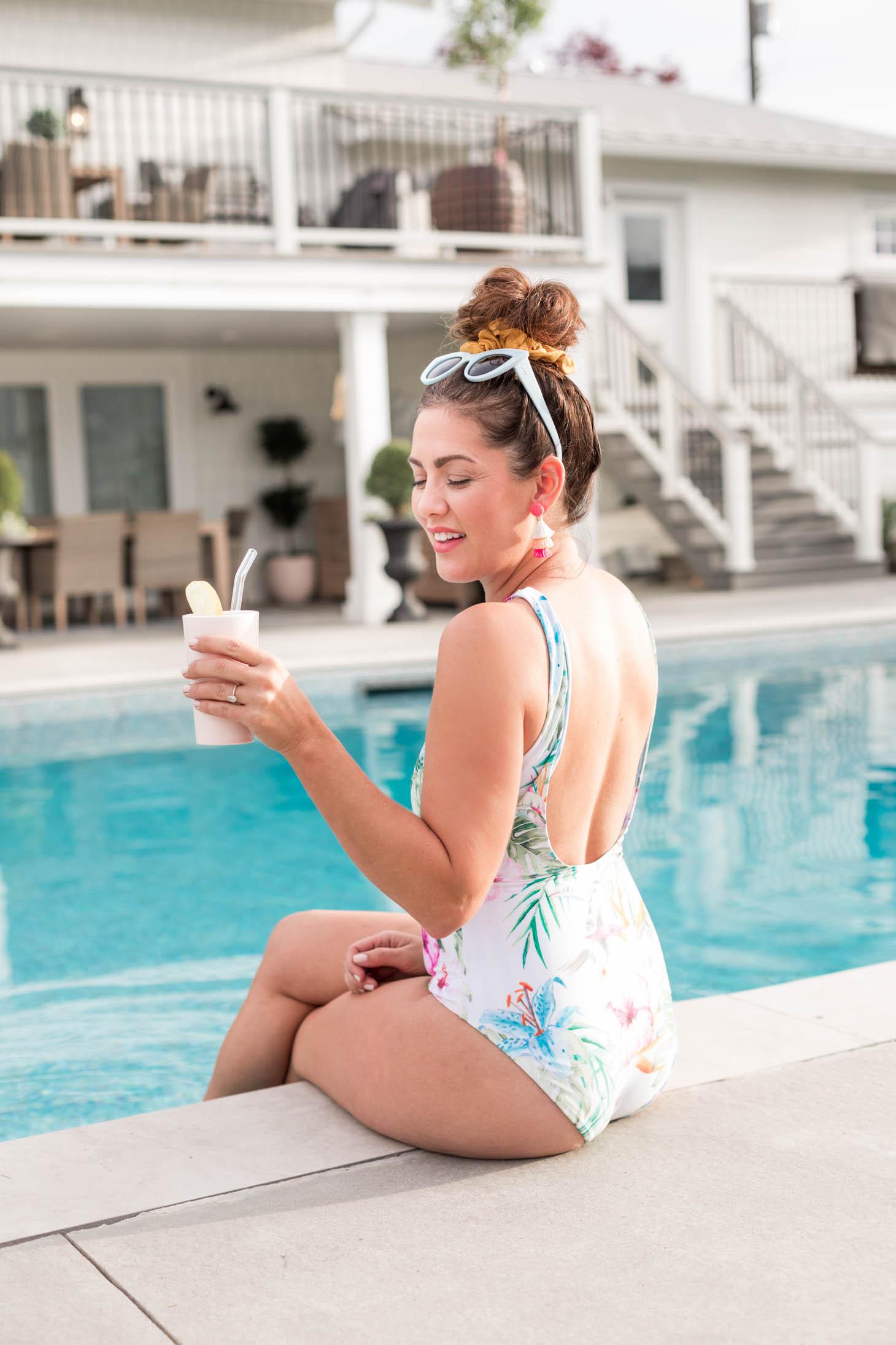 Jillian Harris Must Have Summer Swimsuits