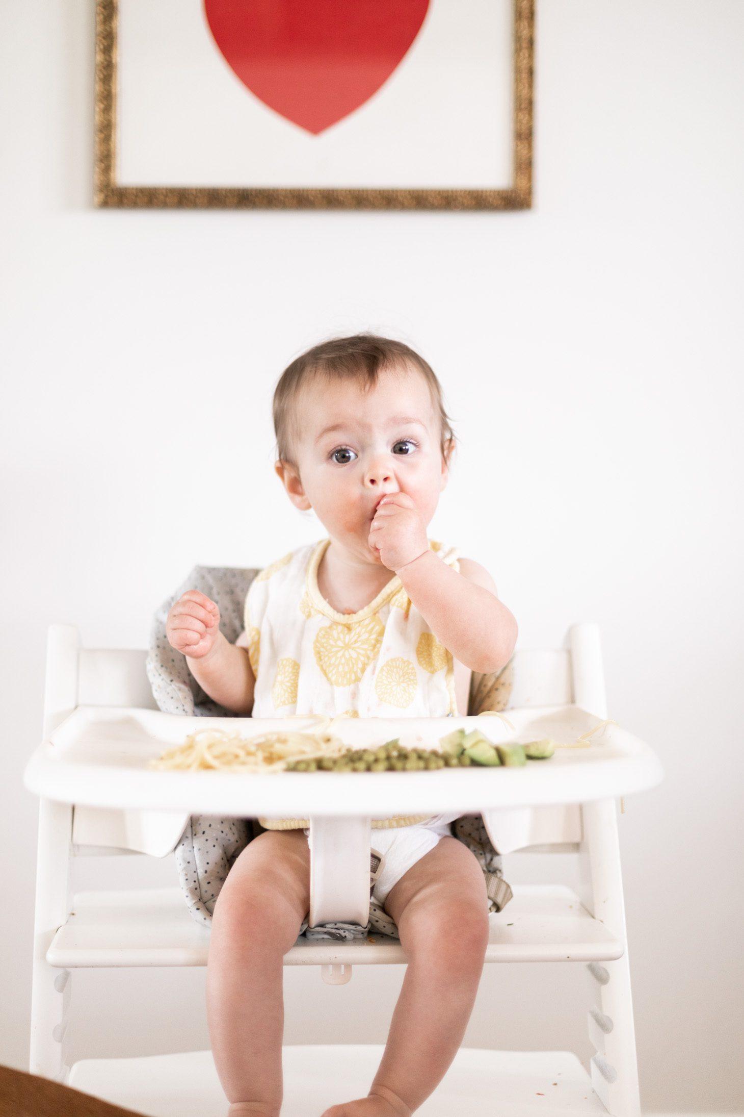 Jillian Harris Baby LED Weaning