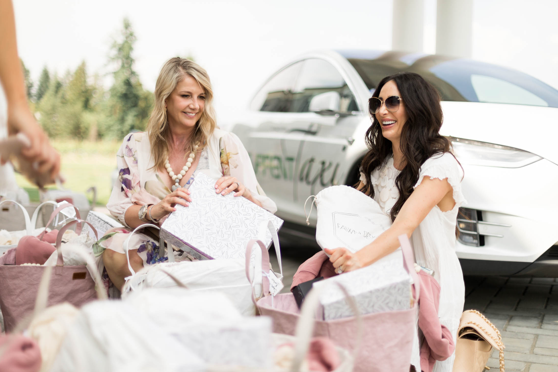 Jillian Harris Mamas for Mamas VIP Lunch Event