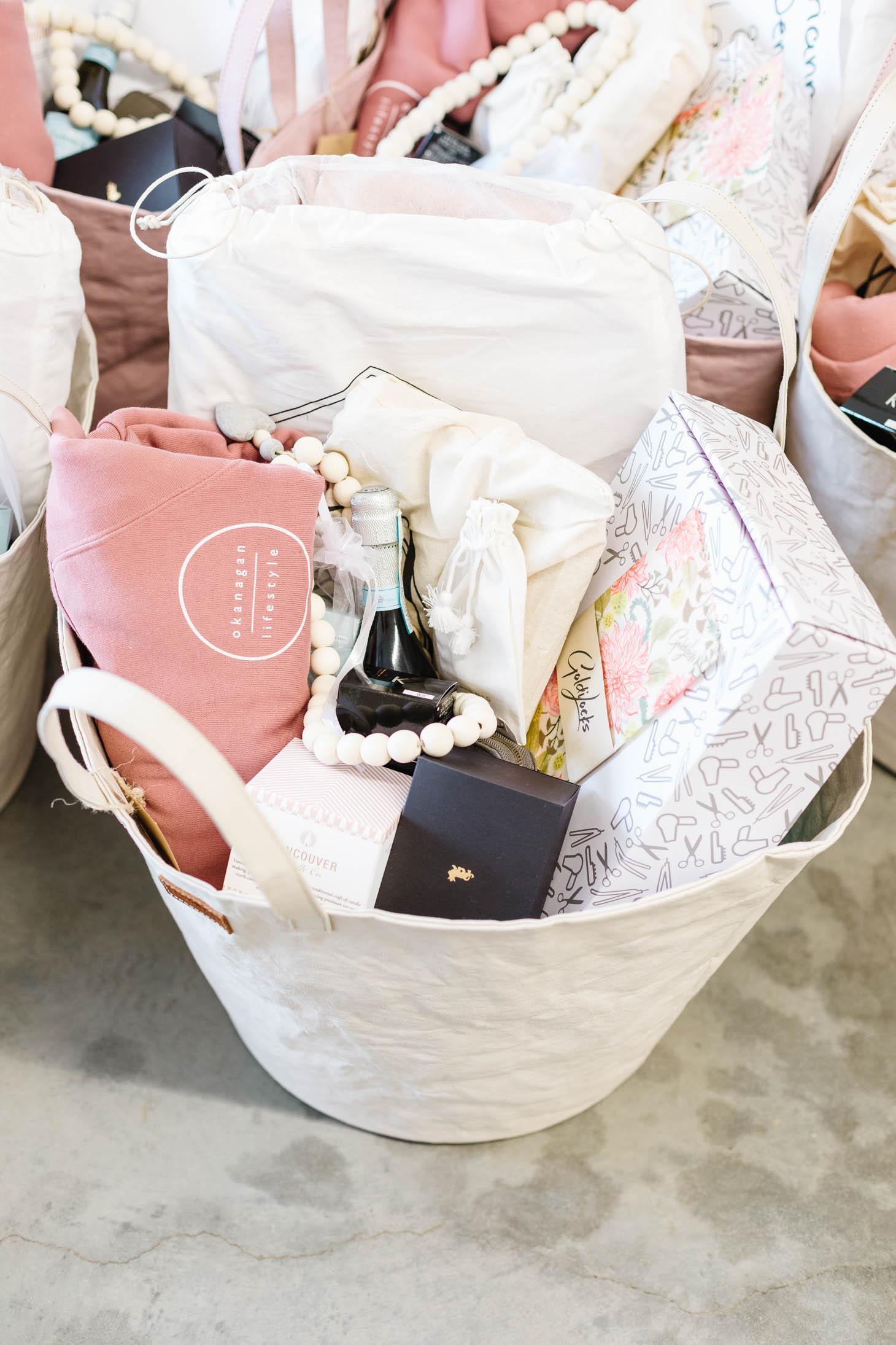 Jillian Harris Mamas for Mamas Swag Bags Revealed